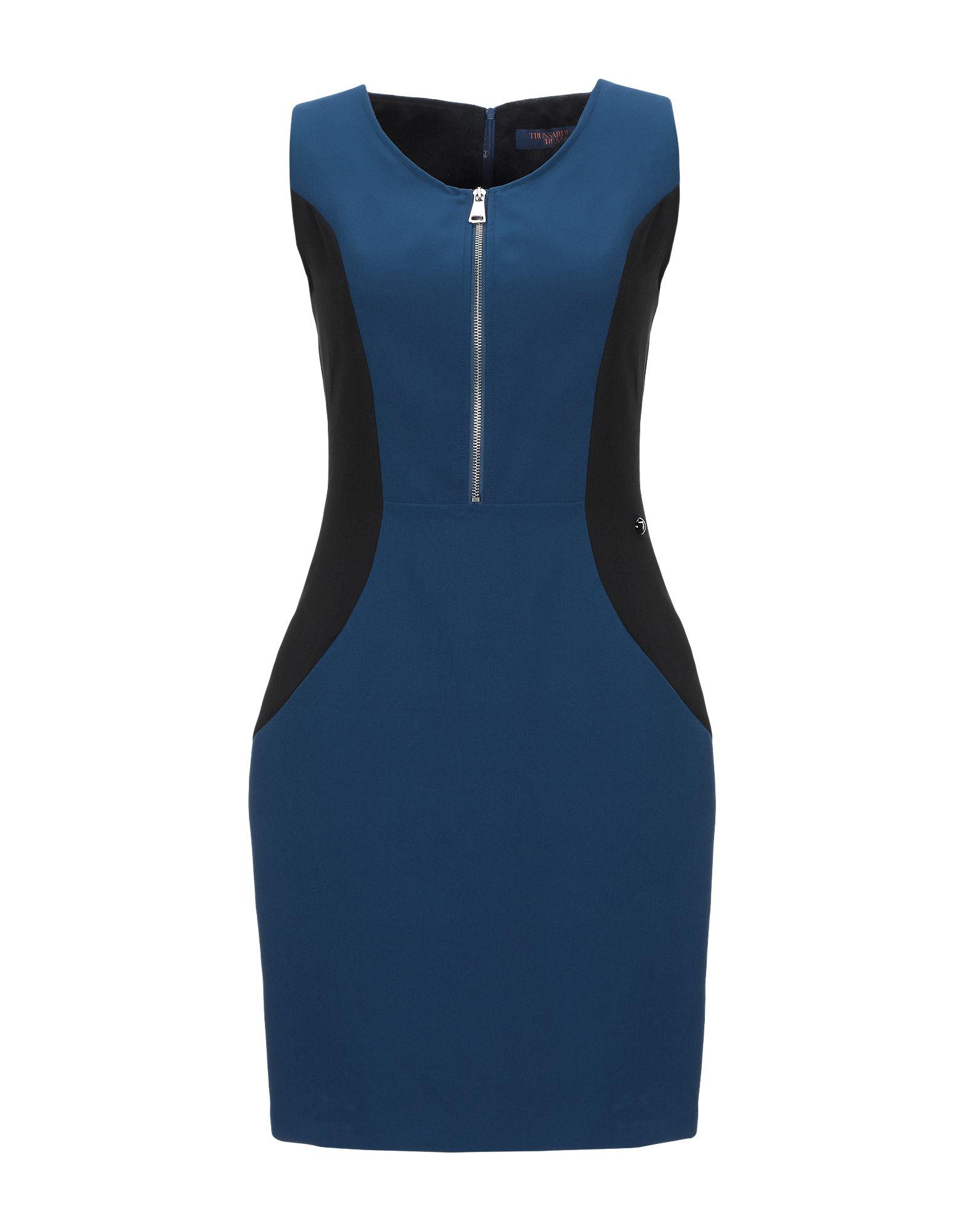 TRUSSARDI JEANS Короткое платье