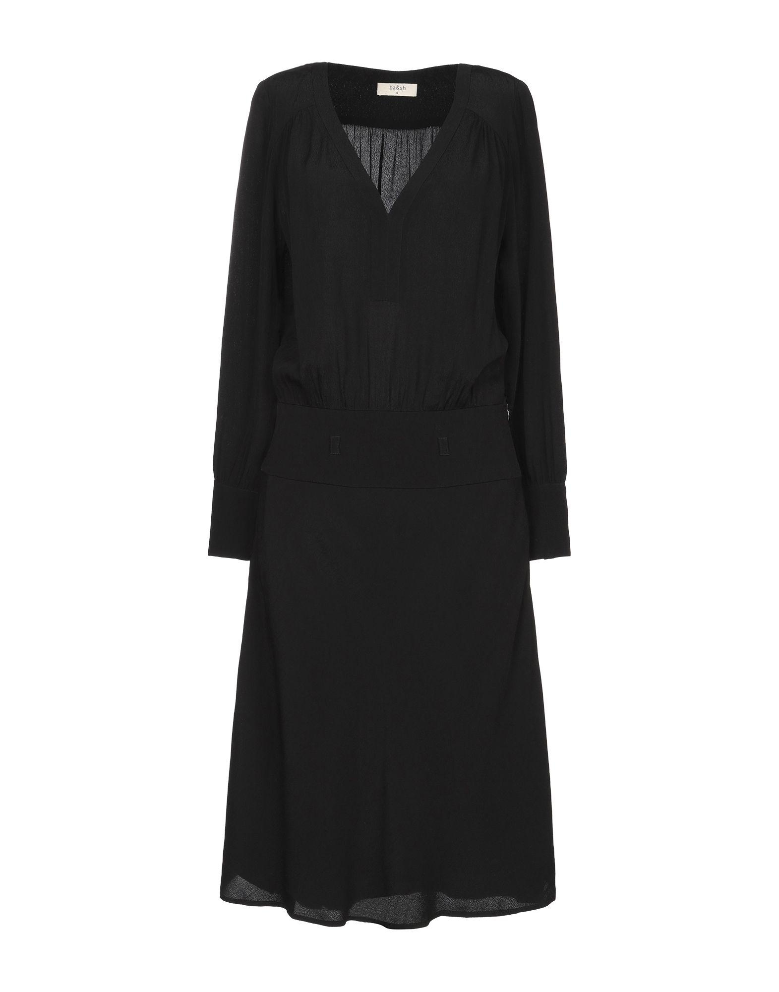 BA&SH Платье до колена