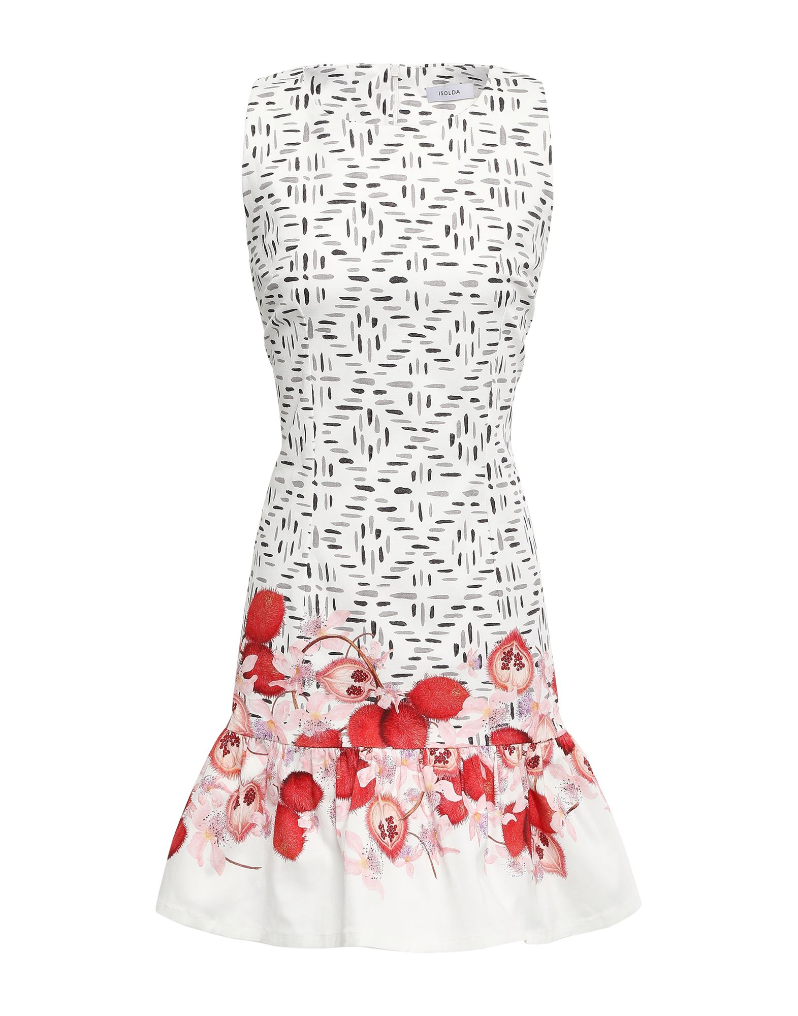 ISOLDA Короткое платье