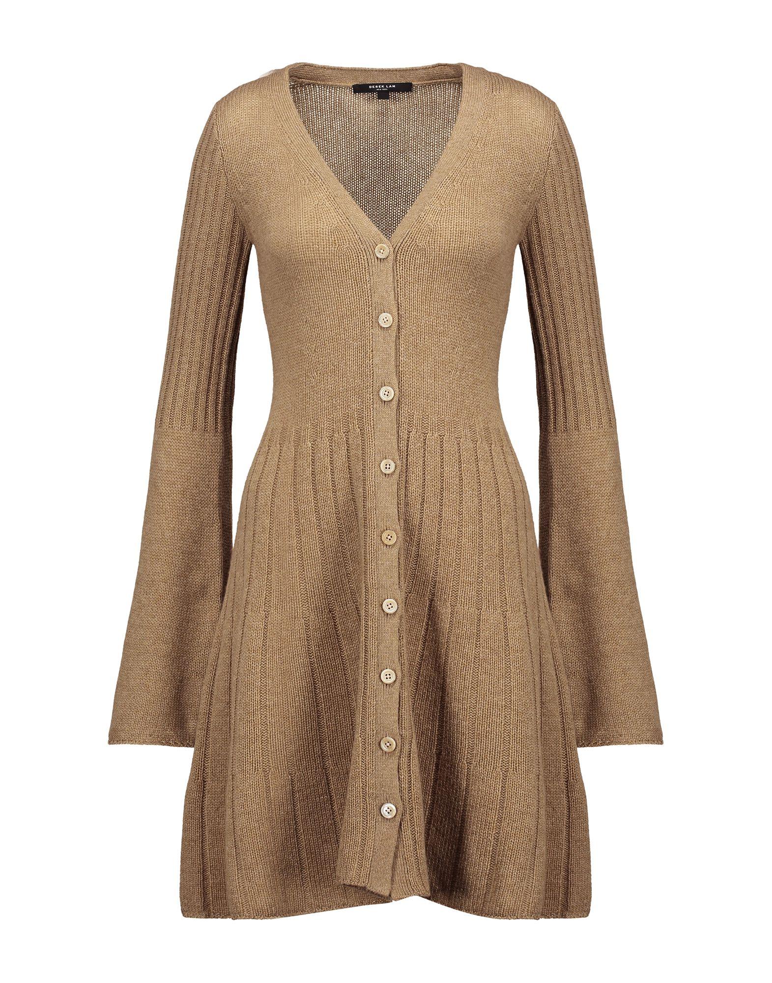 купить DEREK LAM Короткое платье по цене 60000 рублей