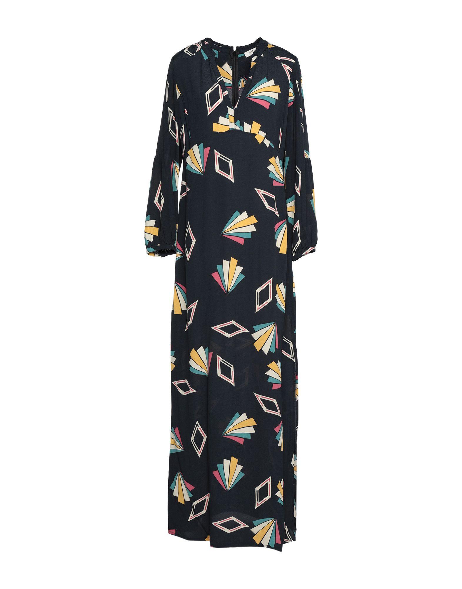 купить BA&SH Длинное платье онлайн