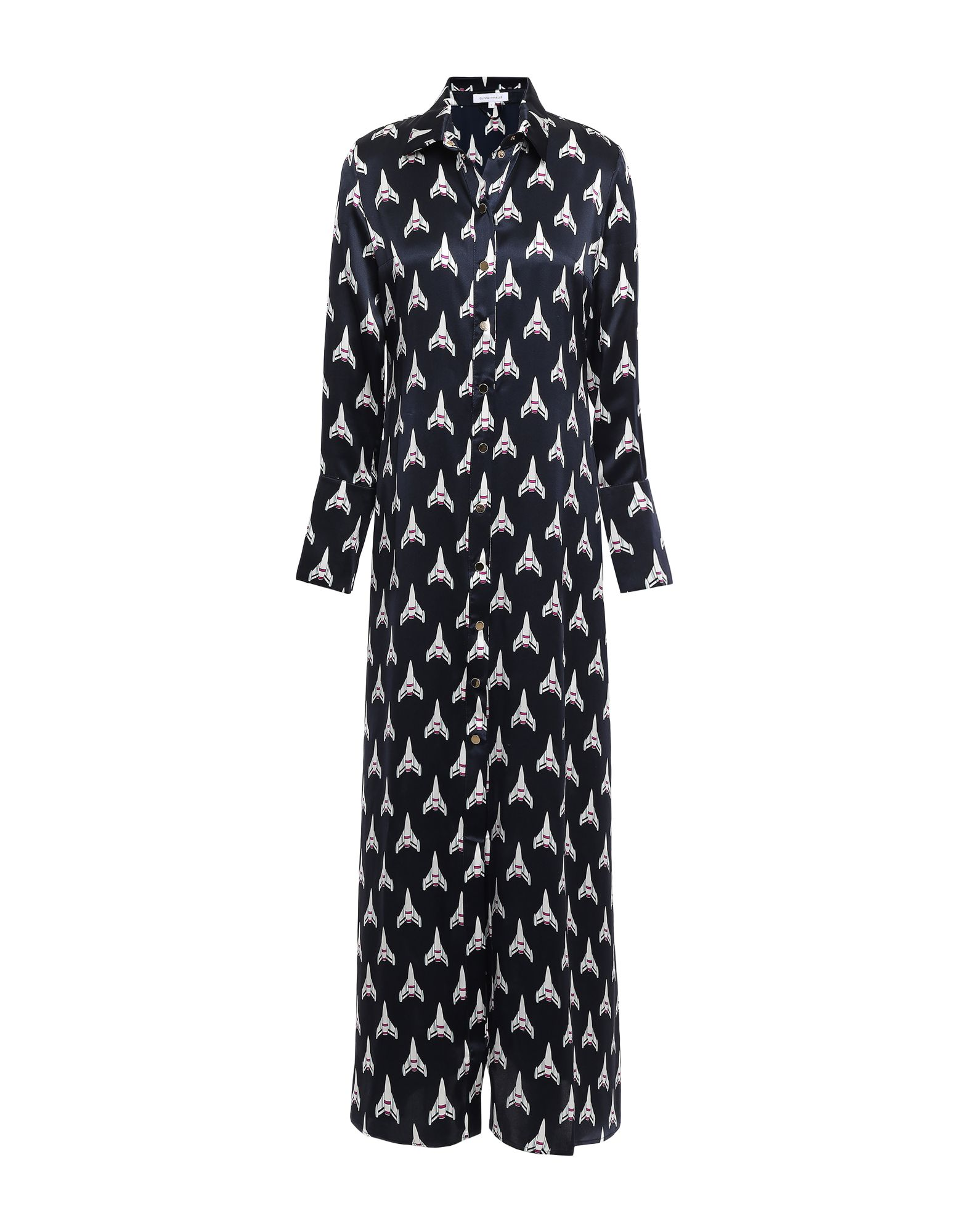 OLIVIA VON HALLE Длинное платье