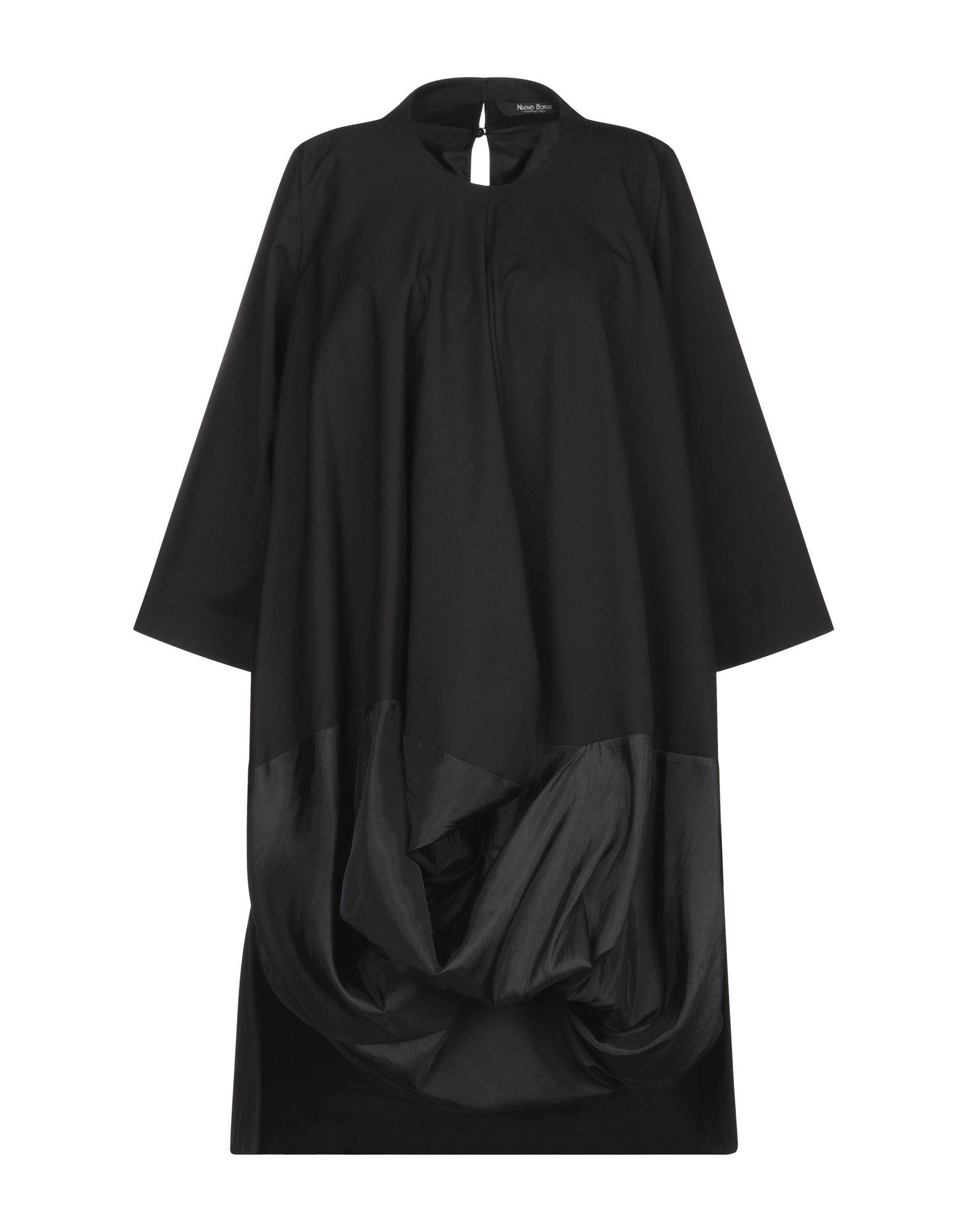NUOVO BORGO Короткое платье nuovo borgo платье до колена