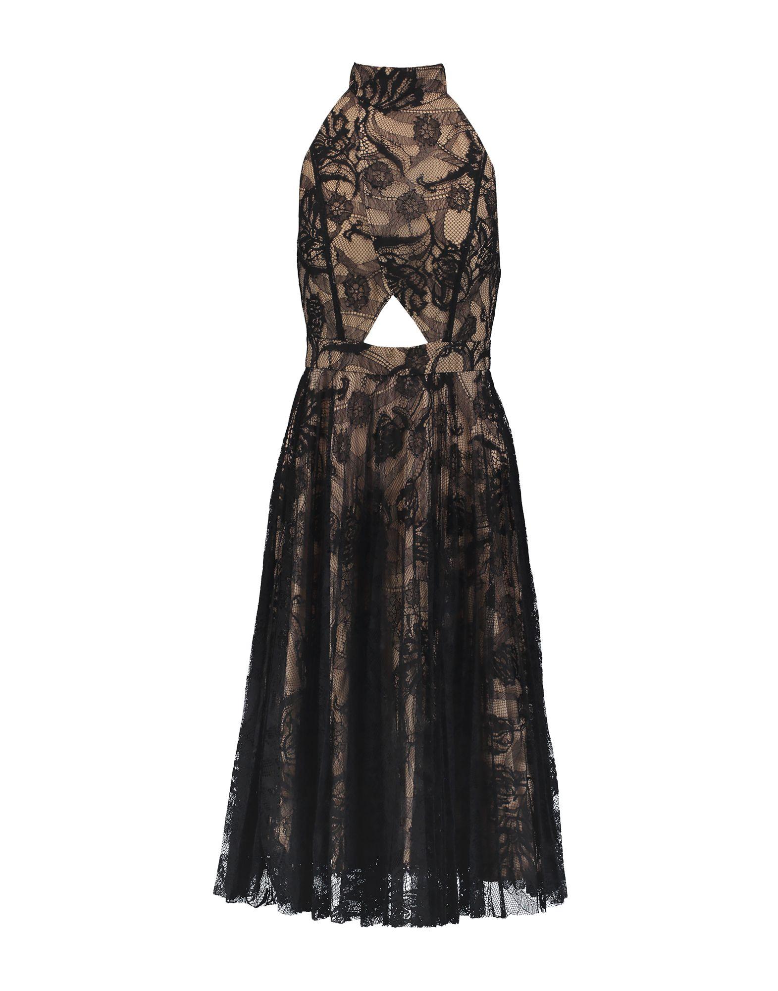 ALEXIS Платье до колена alexis длинное платье