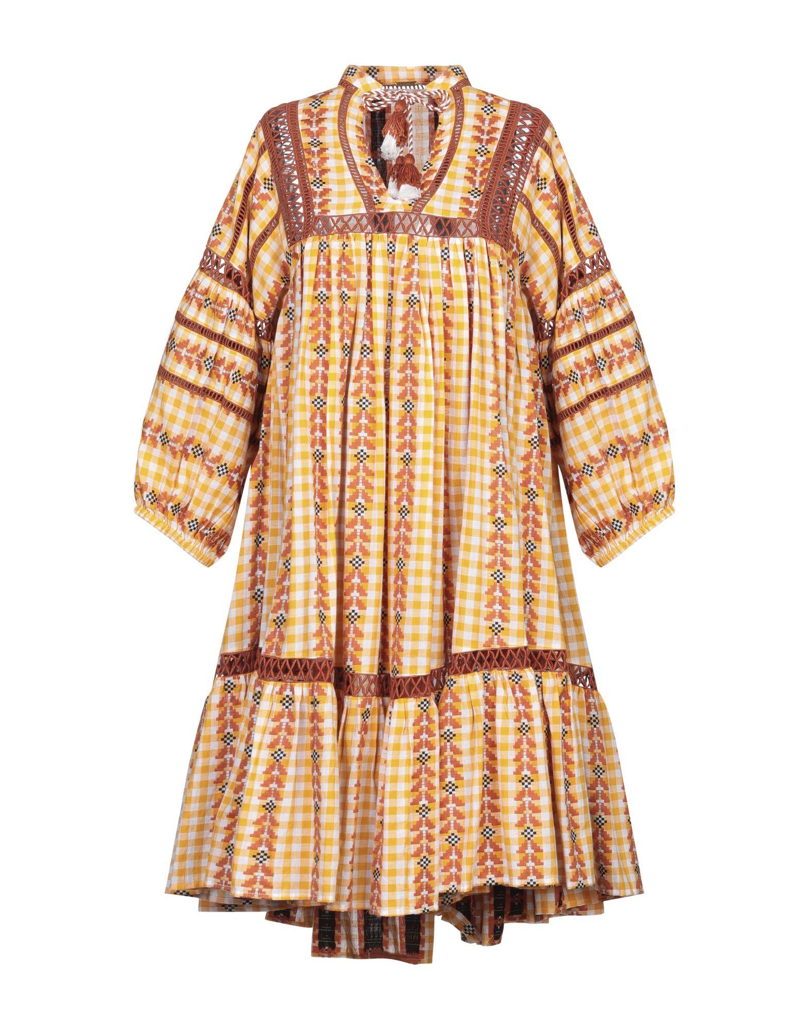 DODO BAR OR Короткое платье dodo bar or длинное платье