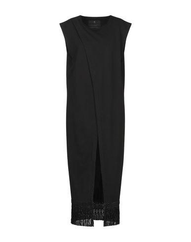 Фото - Платье длиной 3/4 от BAD SPIRIT черного цвета