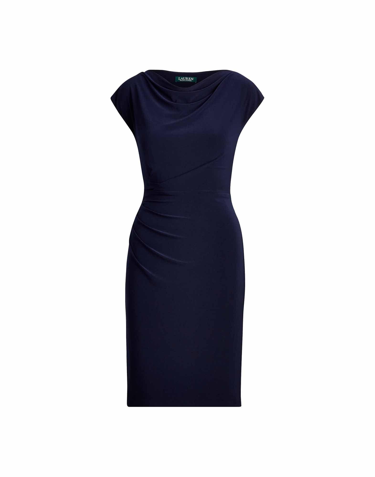 цена LAUREN RALPH LAUREN Платье до колена онлайн в 2017 году