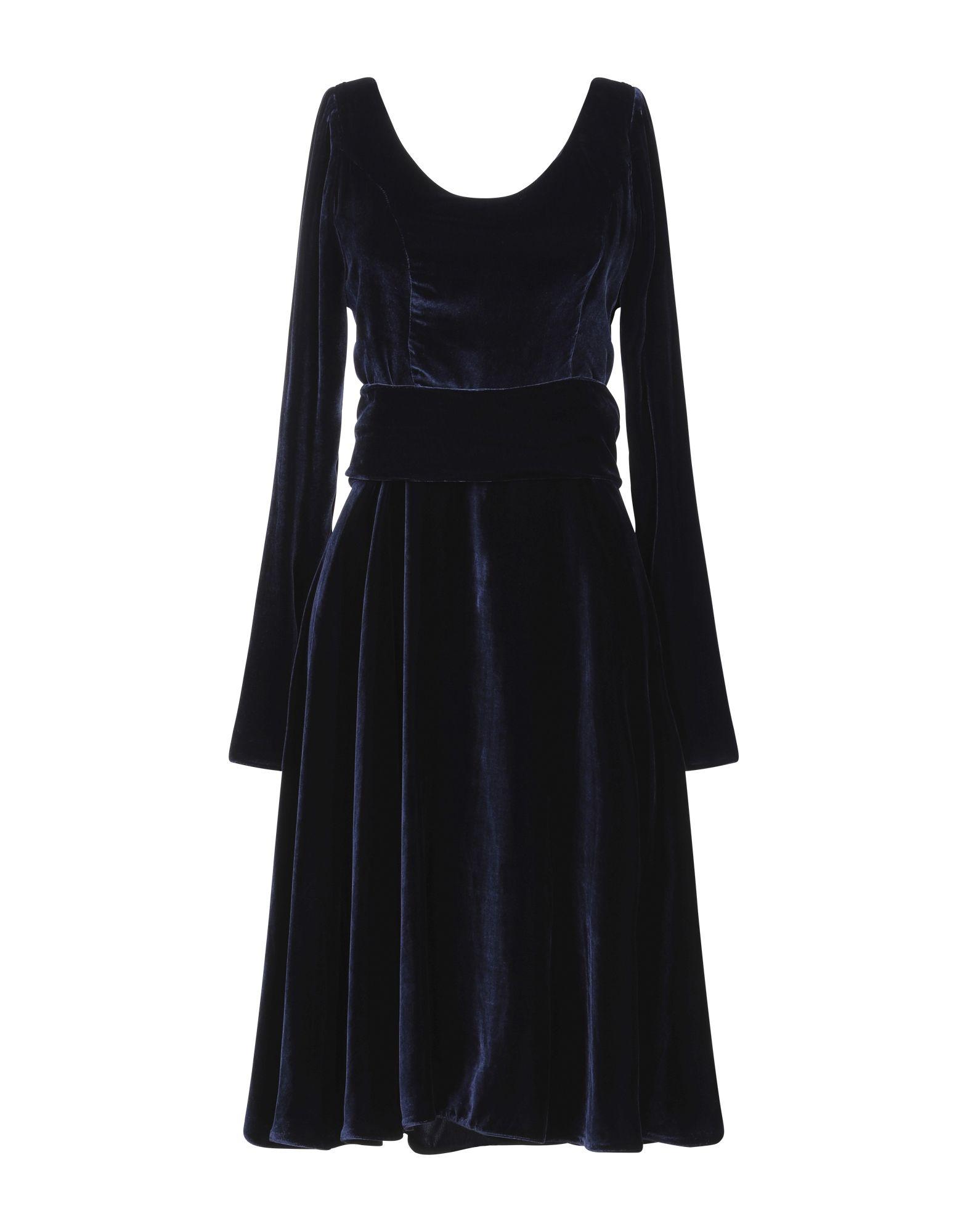 RHEA COSTA Платье до колена