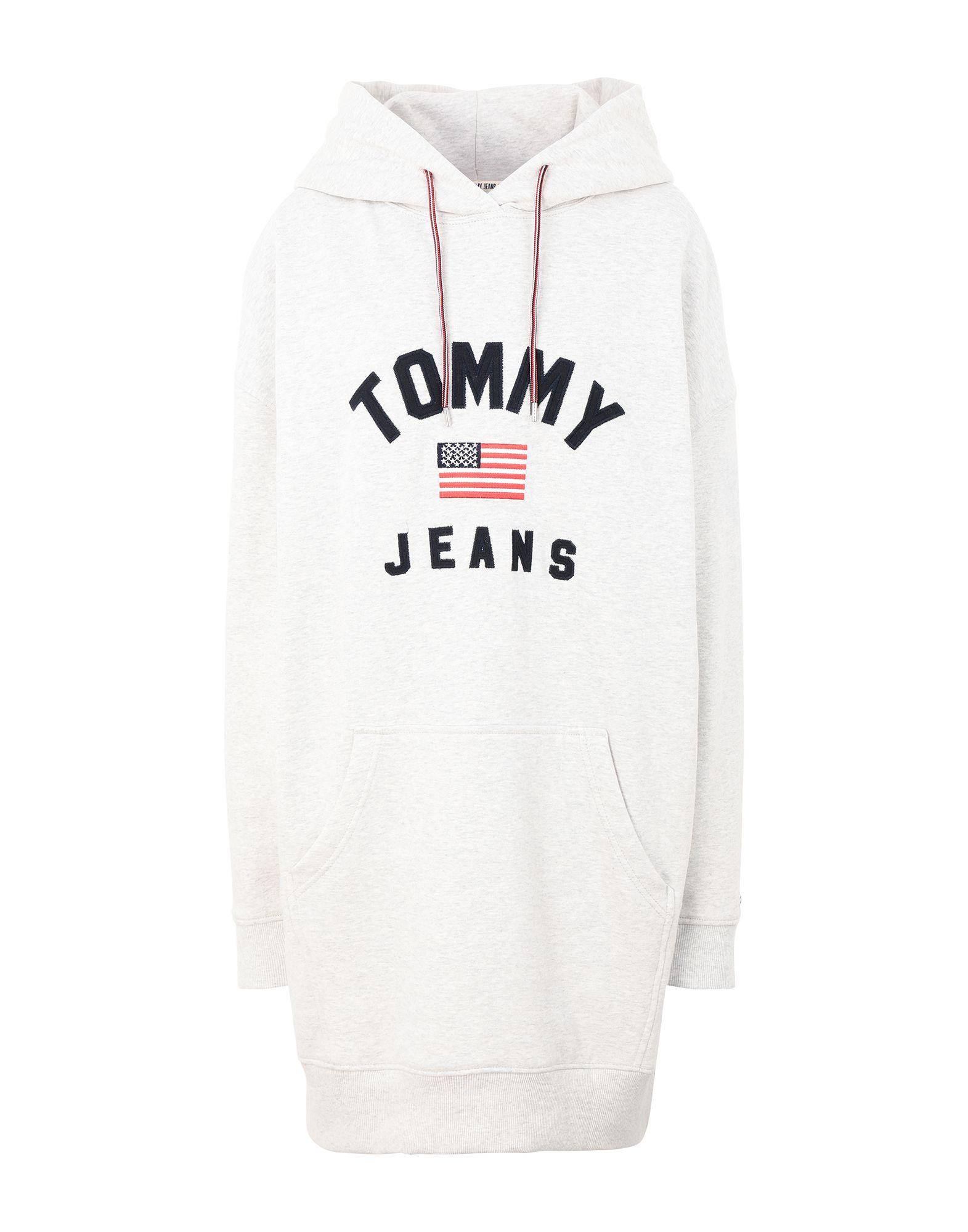 TOMMY JEANS Короткое платье tommy jeans короткое платье
