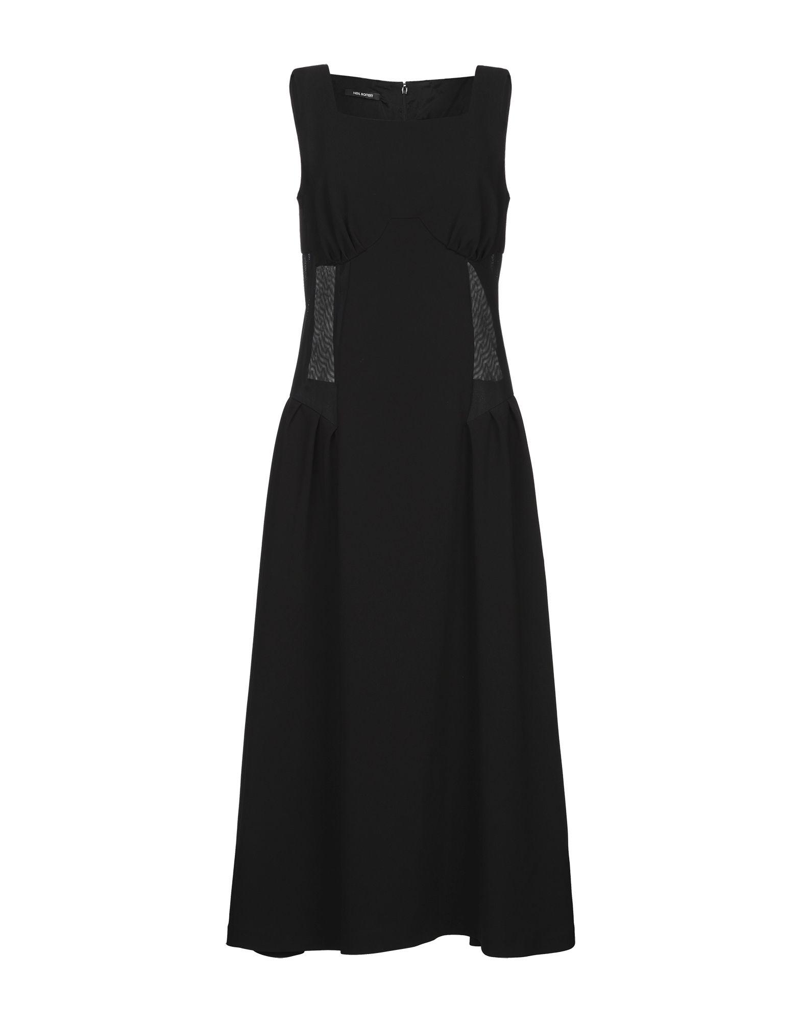 NEIL BARRETT Длинное платье