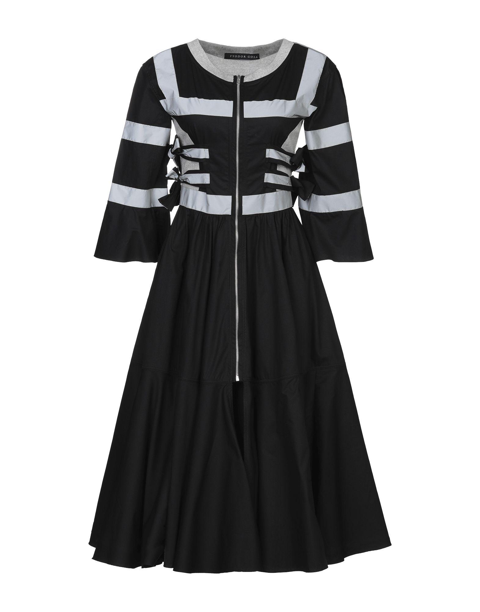 FYODOR GOLAN Короткое платье