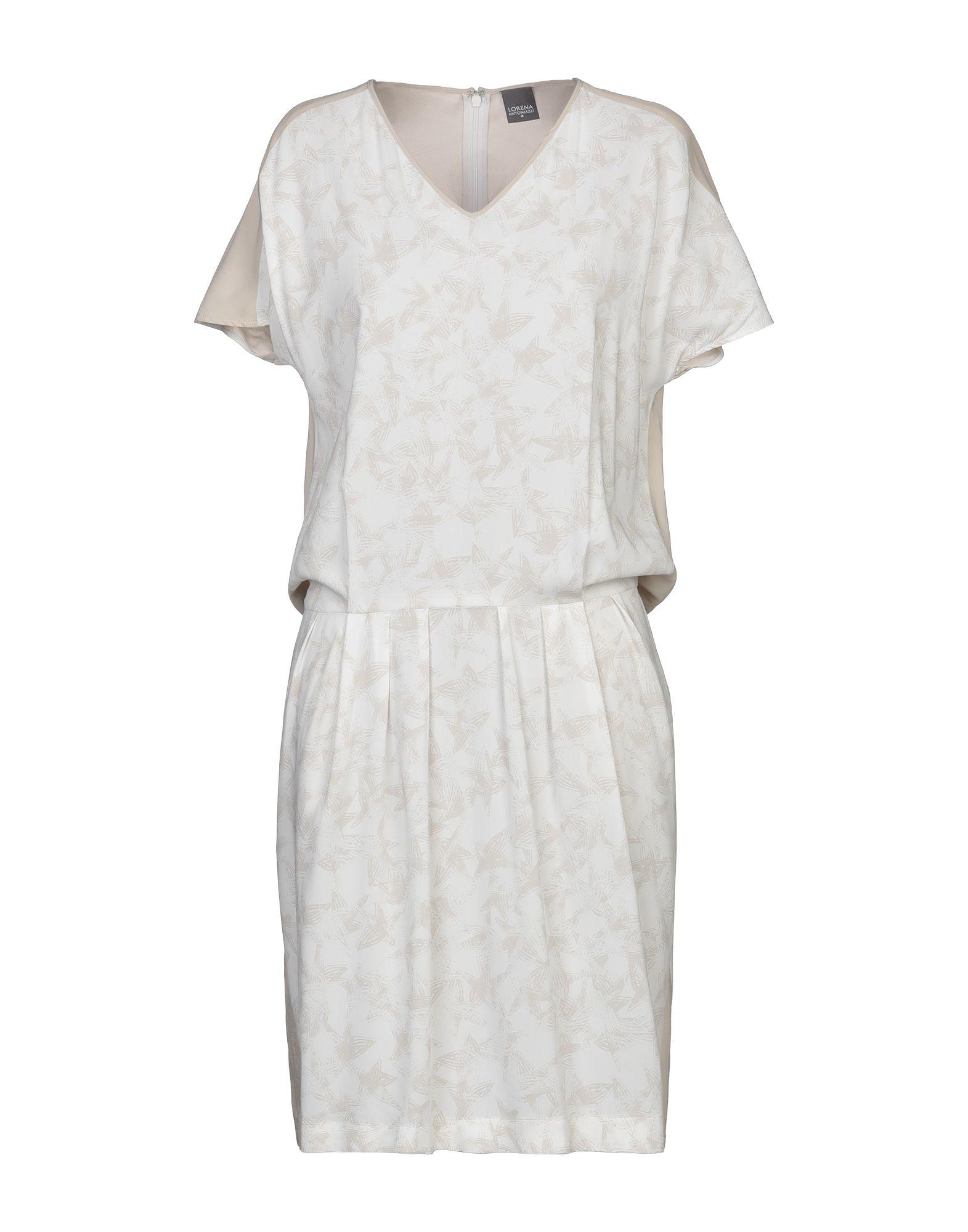 LORENA ANTONIAZZI Короткое платье