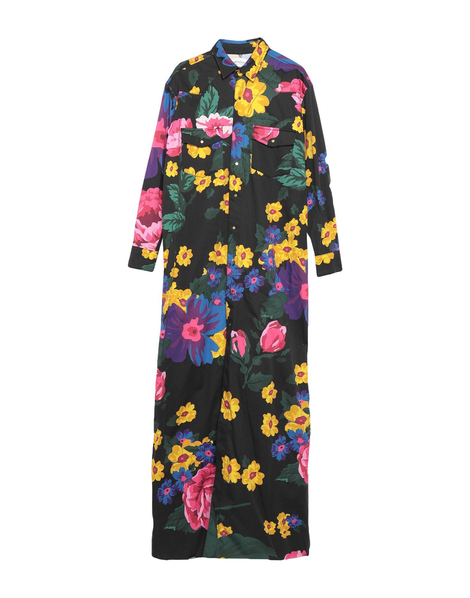 MARQUES' ALMEIDA Длинное платье цена 2017