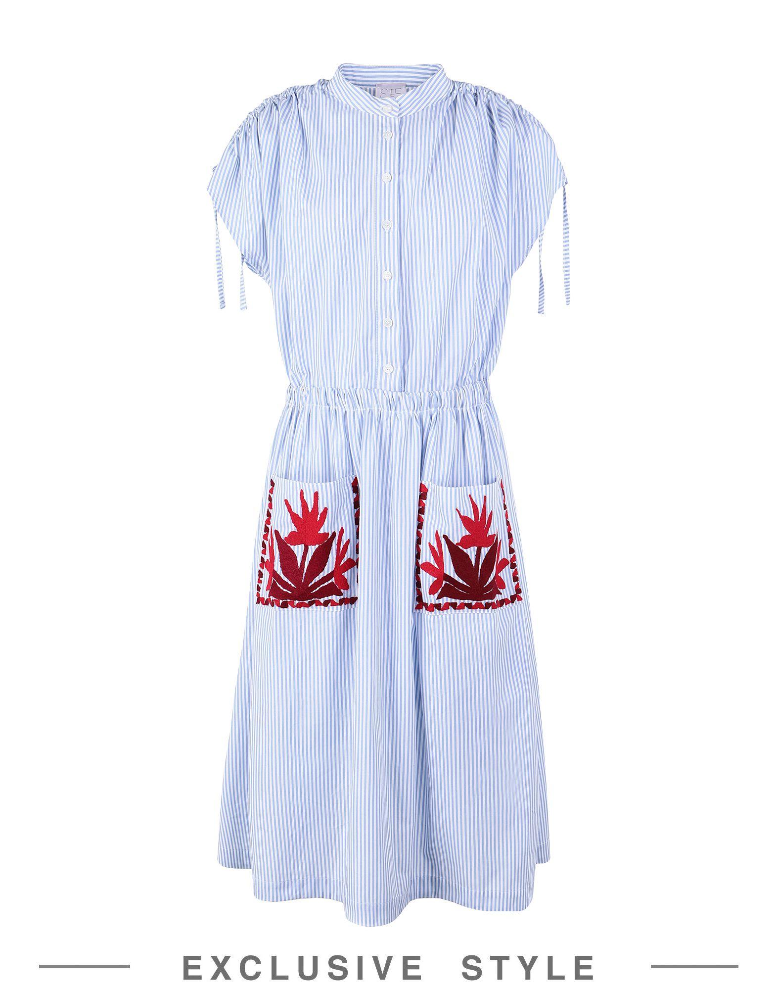 STELLA JEAN x YOOX Платье до колена