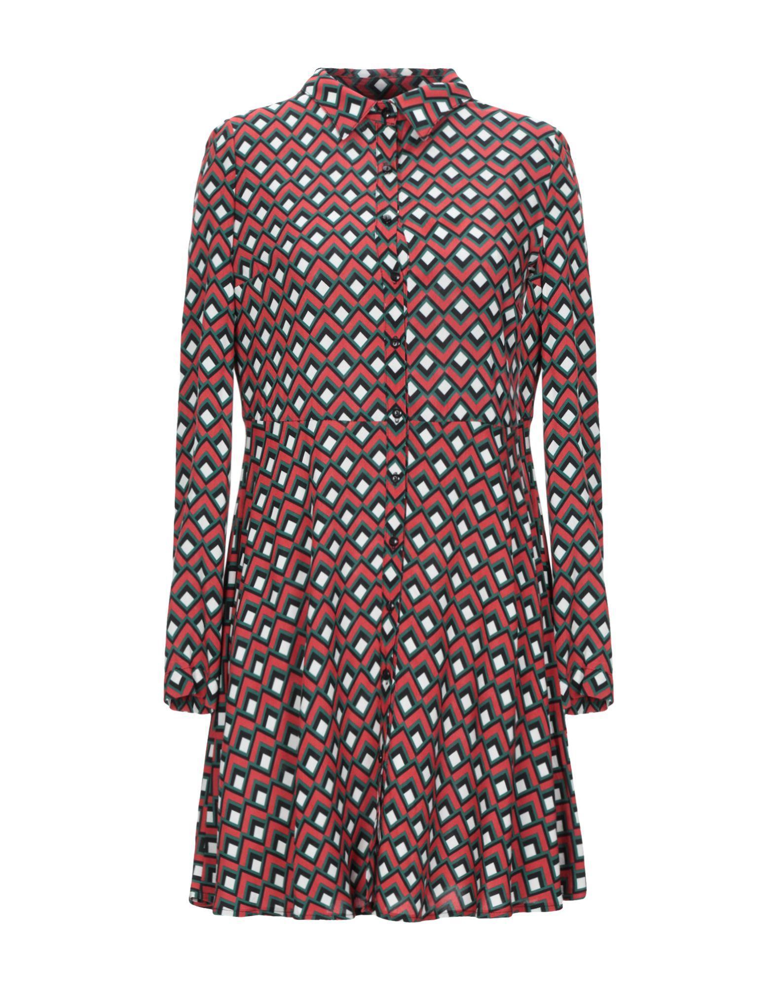 цена AMELIE RÊVEUR Короткое платье онлайн в 2017 году