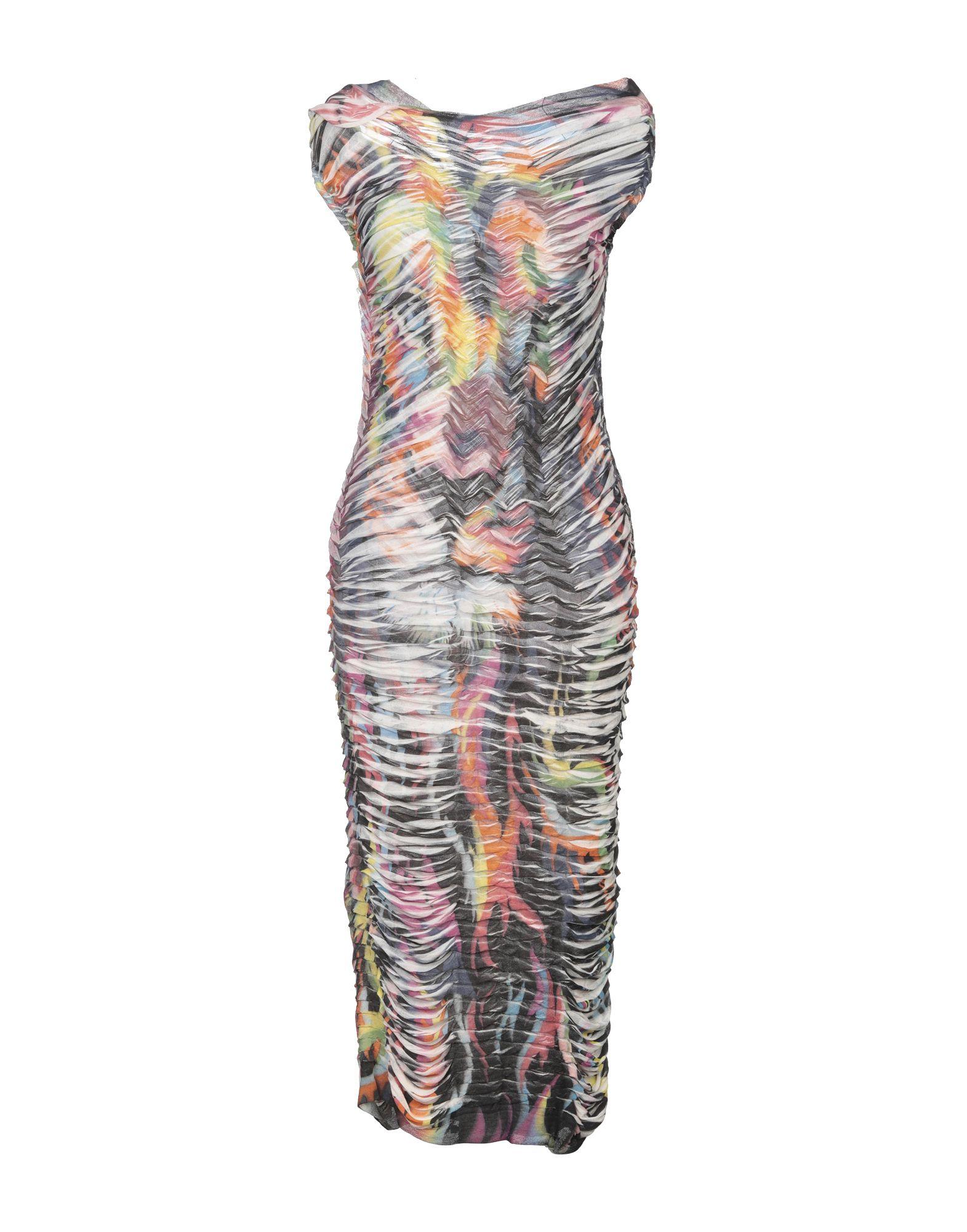 .AMEN. Платье длиной 3/4