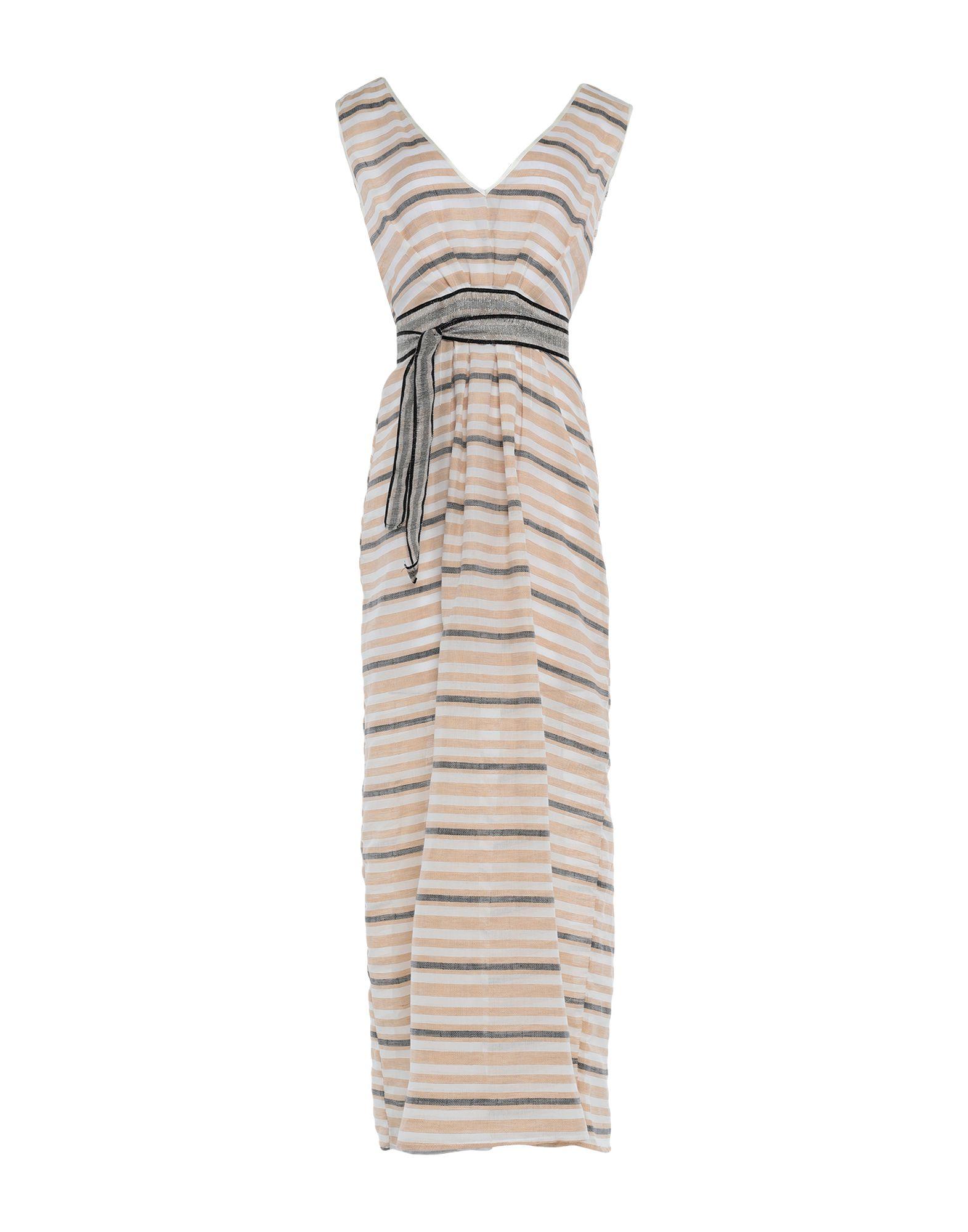 TELA Длинное платье