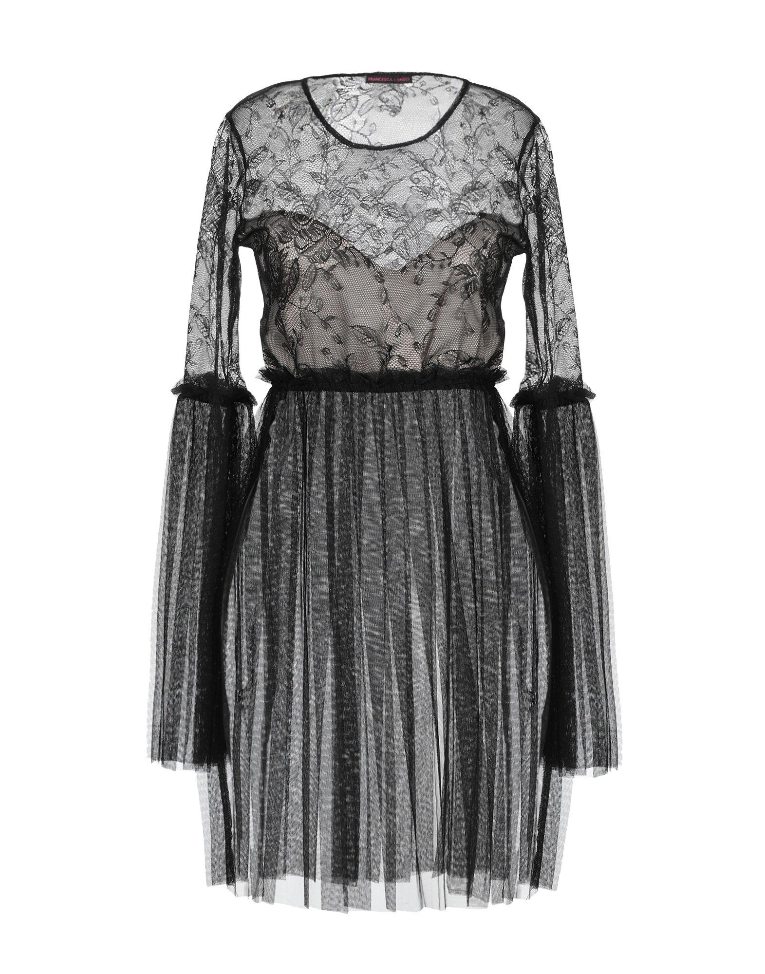 FRANCESCA CONOCI Короткое платье фото
