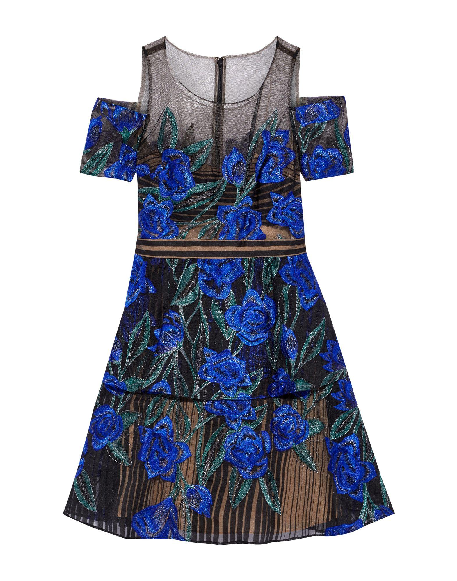 MARCHESA NOTTE Короткое платье