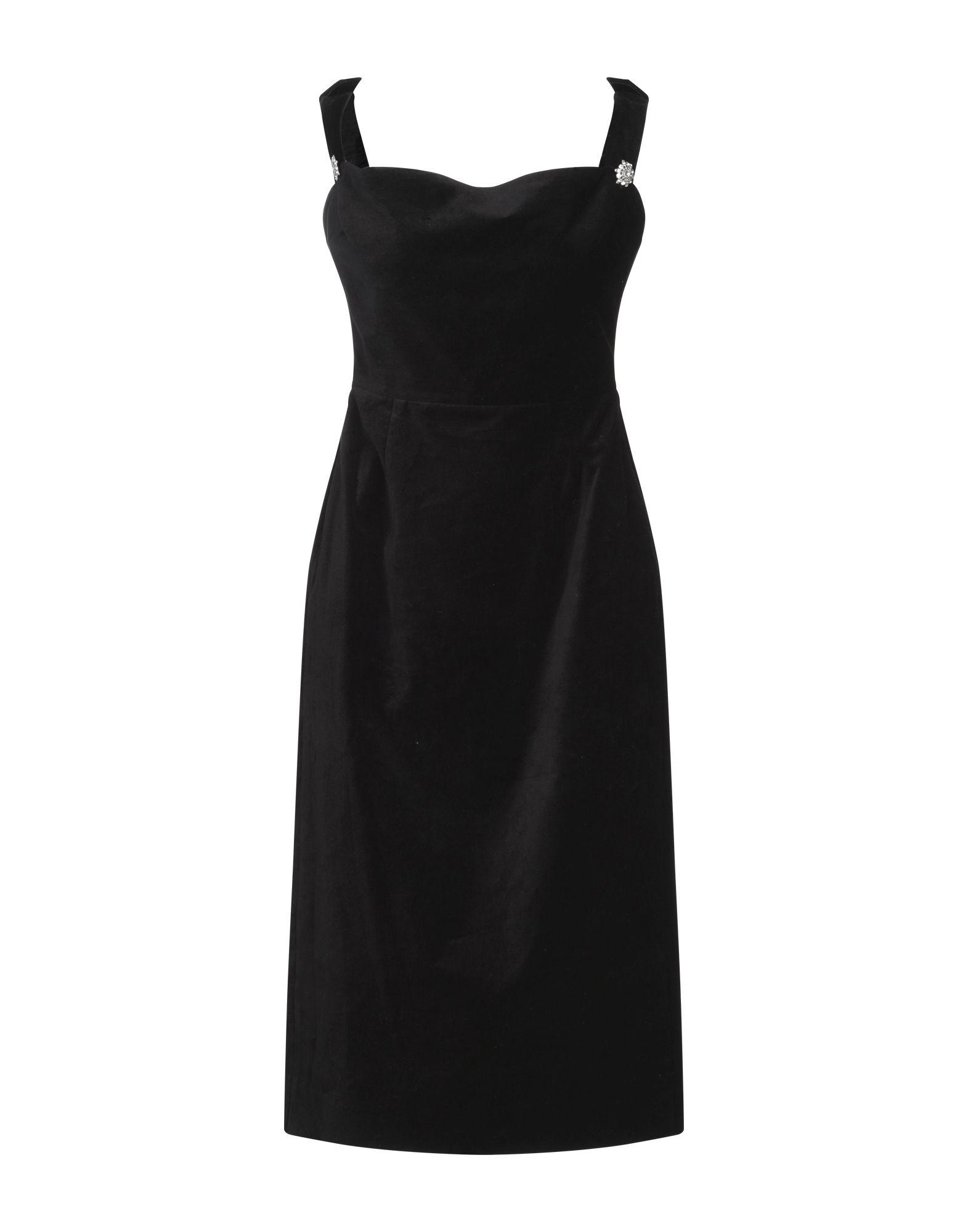 ALEXACHUNG Платье до колена