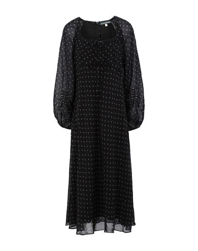 Платье длиной 3/4.