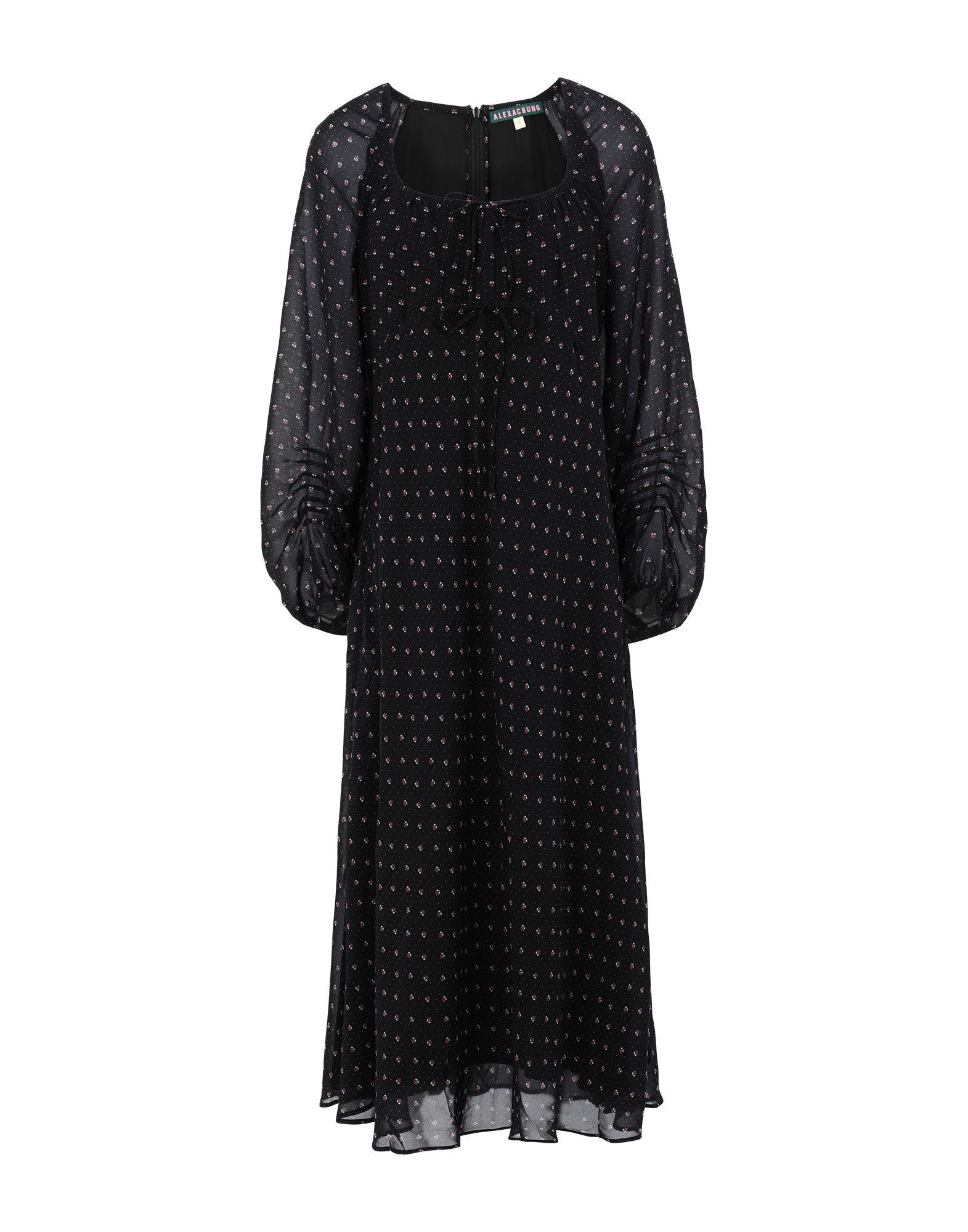 ALEXACHUNG Платье длиной 3/4