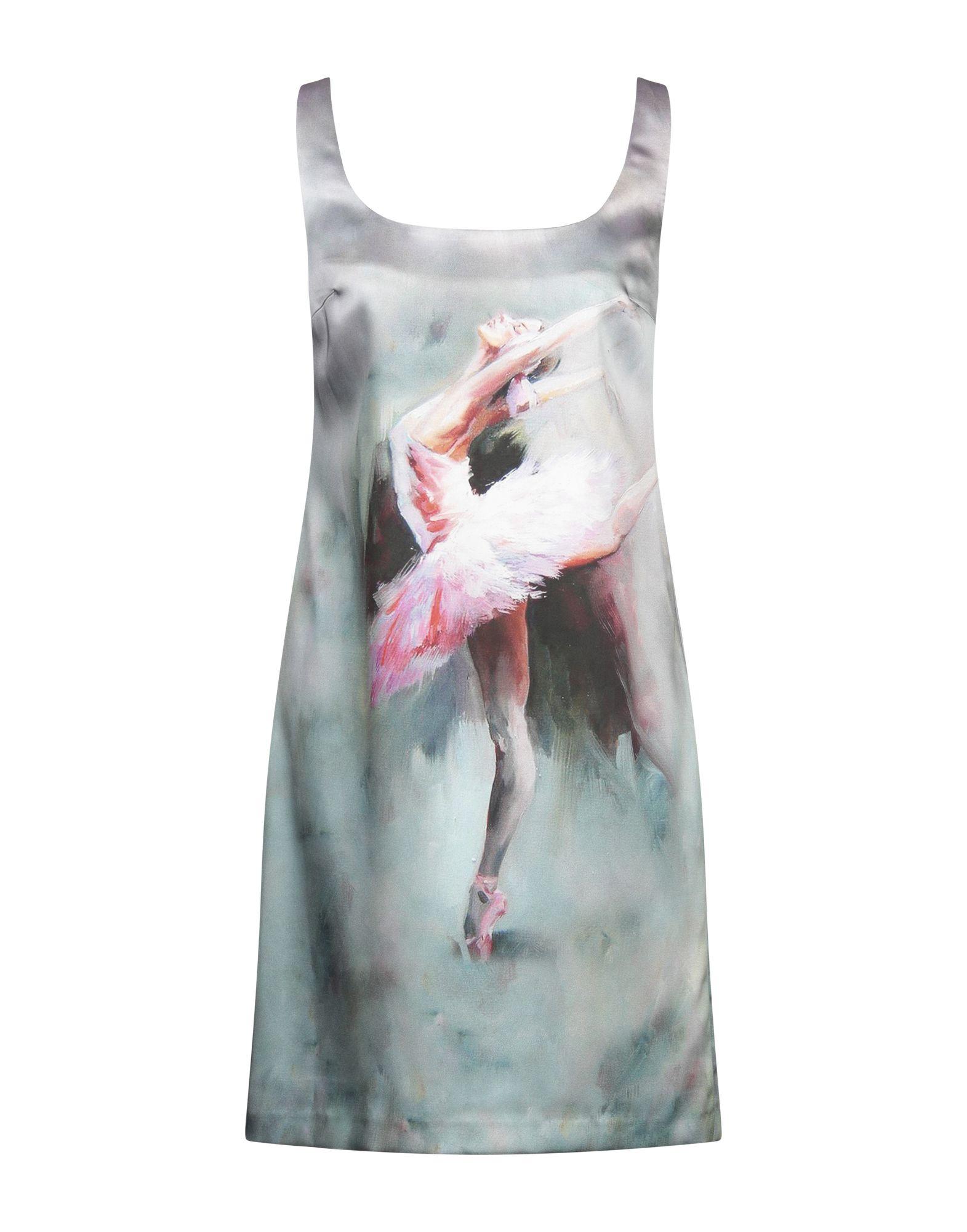 ATELIER NICOLA D'ERRICO Короткое платье