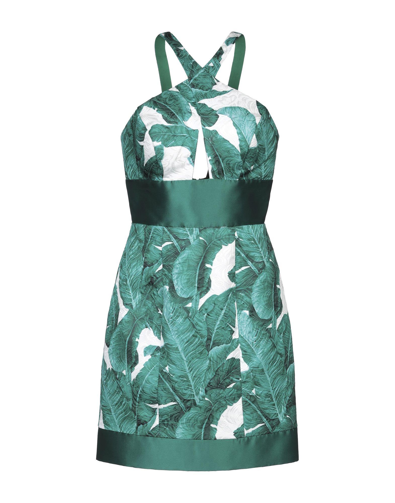 MIKAEL Короткое платье