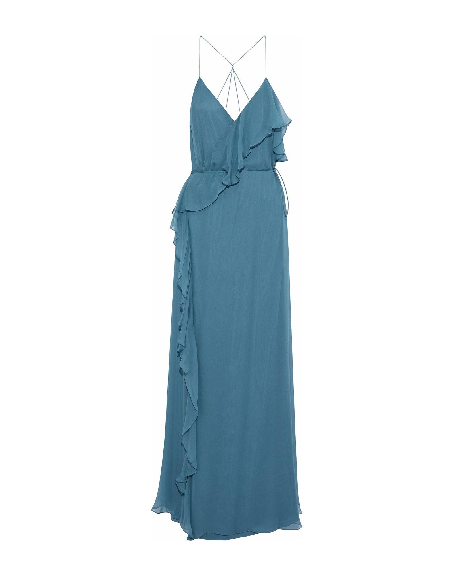купить HAUTE HIPPIE Платье длиной 3/4 по цене 33500 рублей