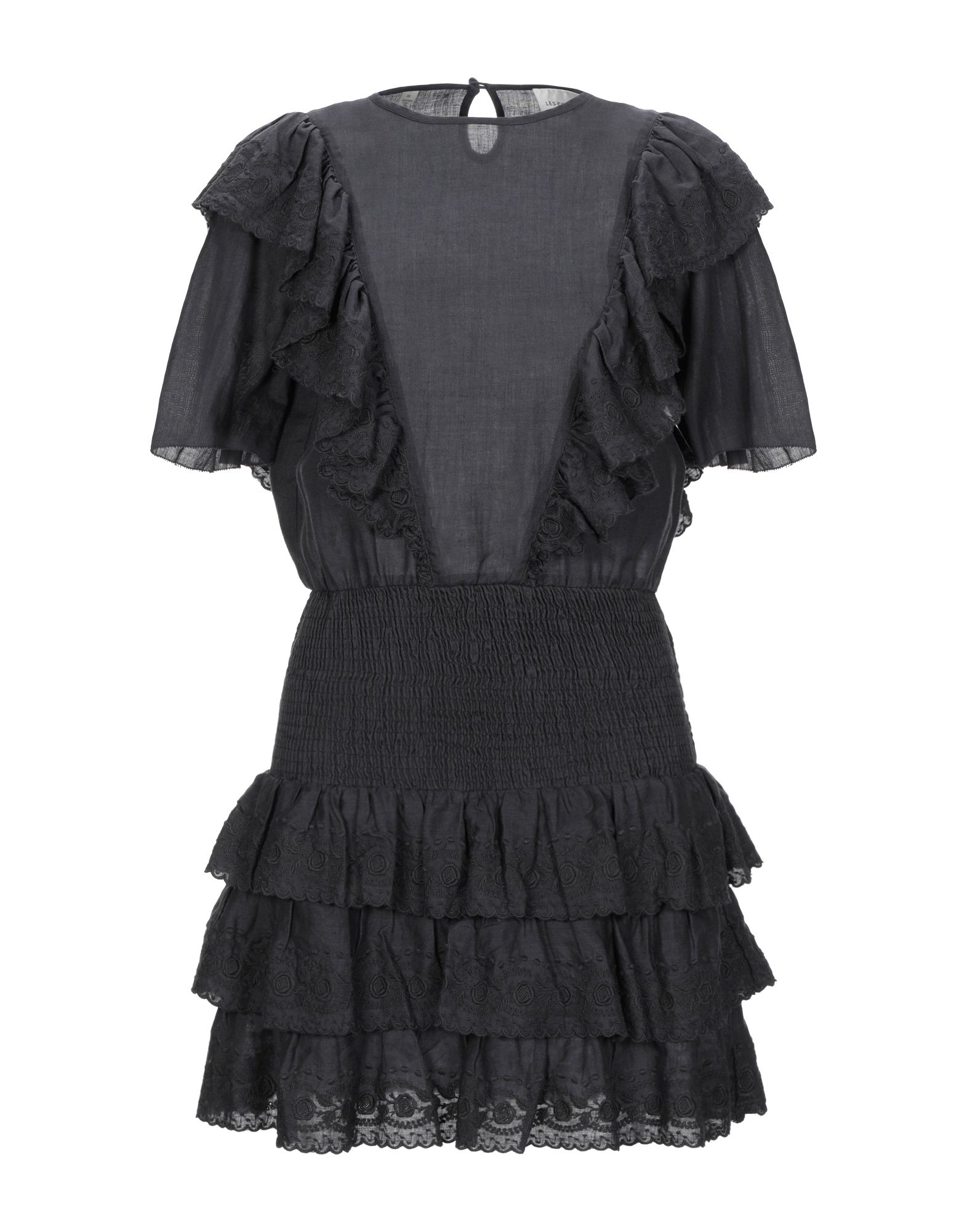 LES COYOTES DE PARIS Короткое платье
