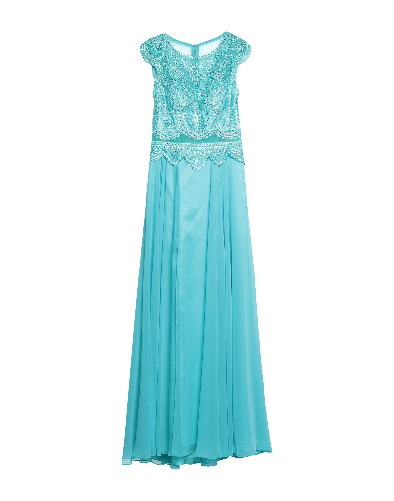 MIKAEL Длинное платье
