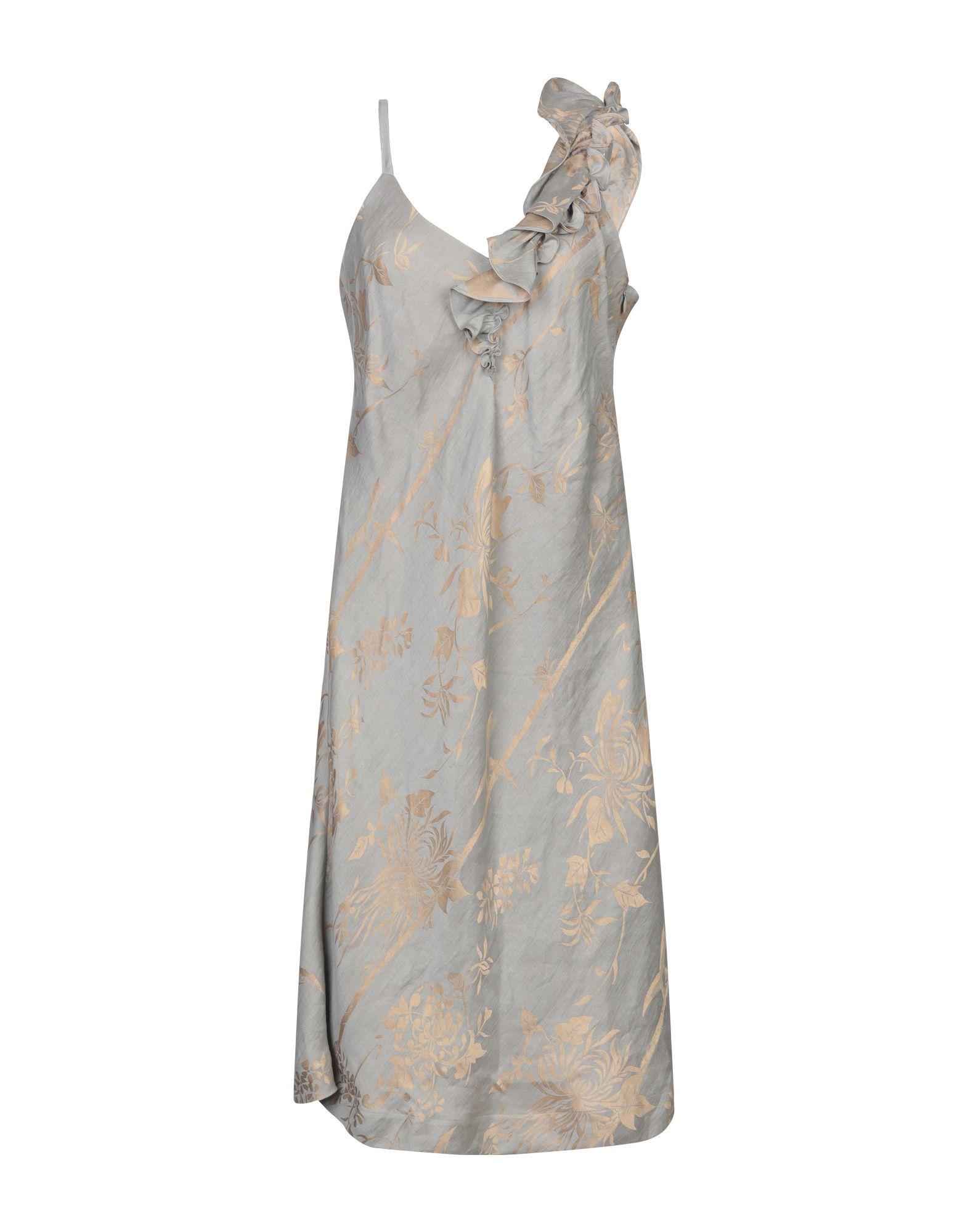 GENTRYPORTOFINO Платье до колена