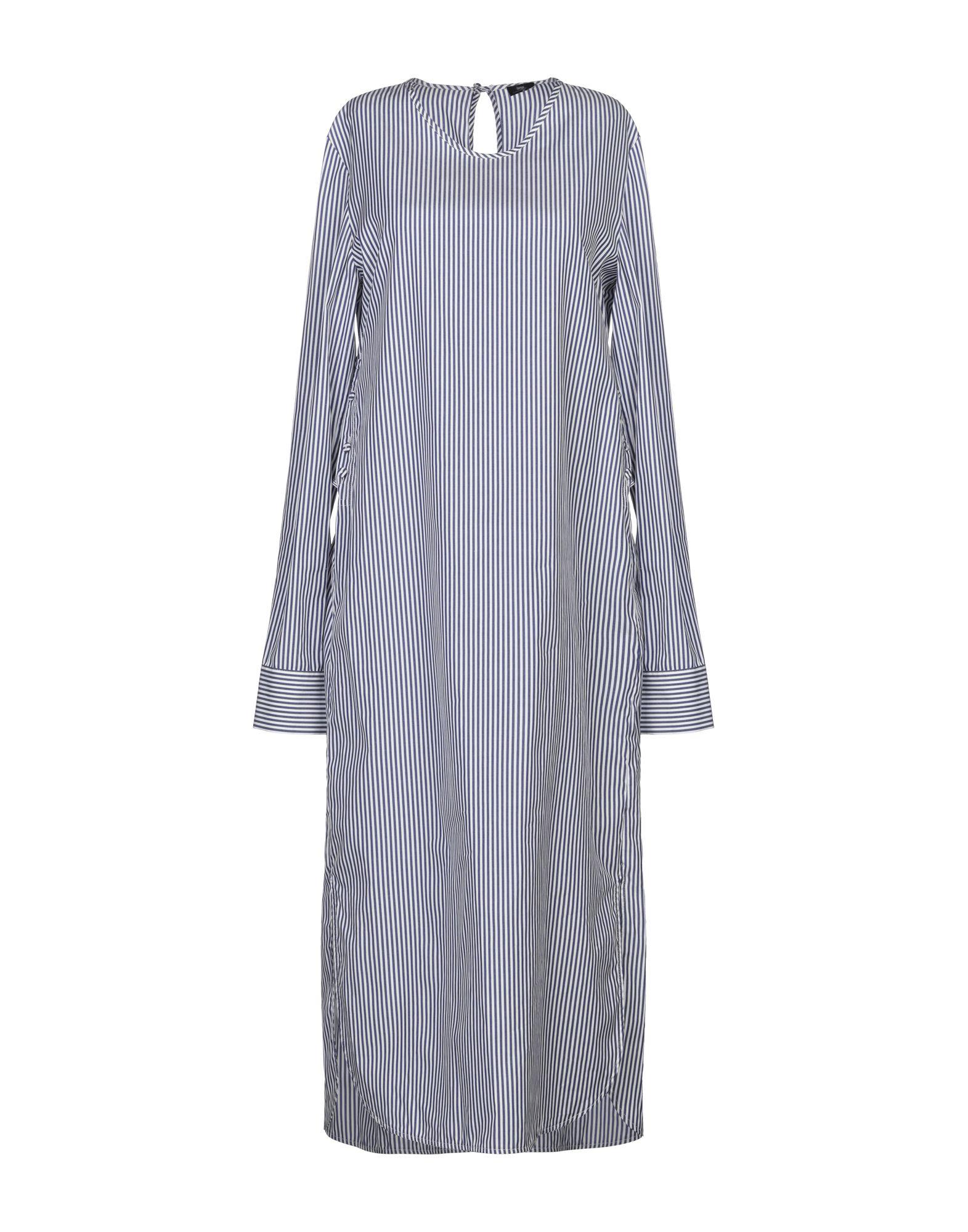 SIMONETTA RAVIZZA Платье длиной 3/4 цена 2017