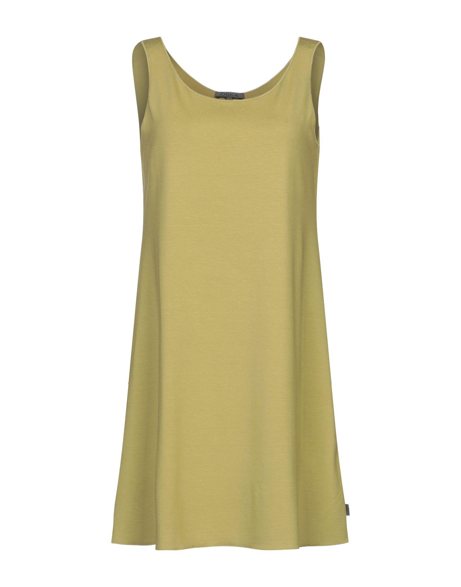 OSKA Короткое платье oska футболка