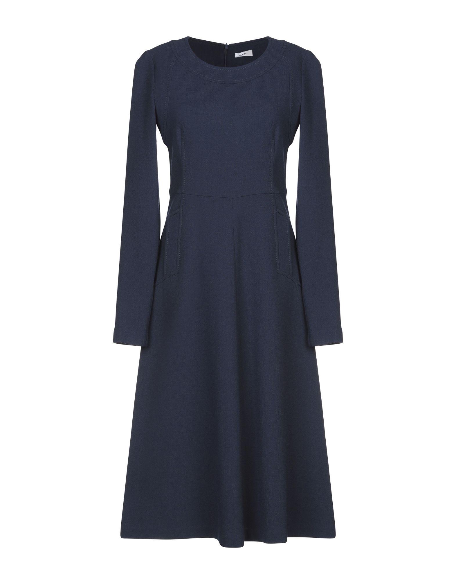 P.A.R.O.S.H. Платье до колена