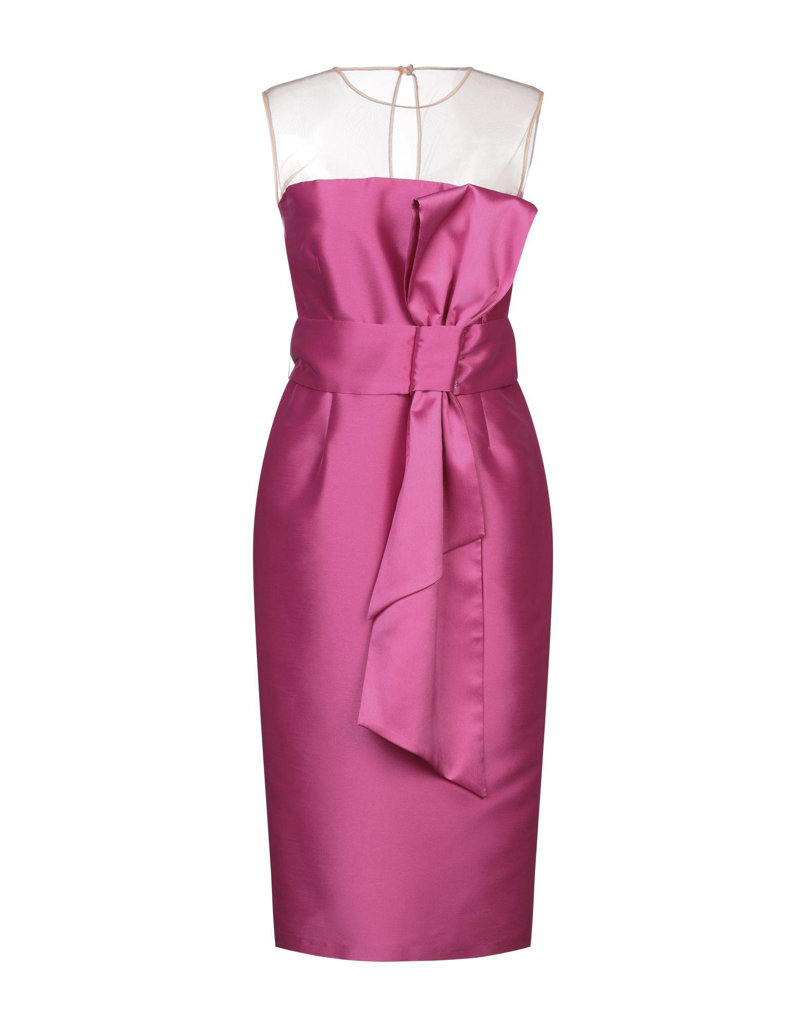 MATILDE CANO Платье длиной 3/4
