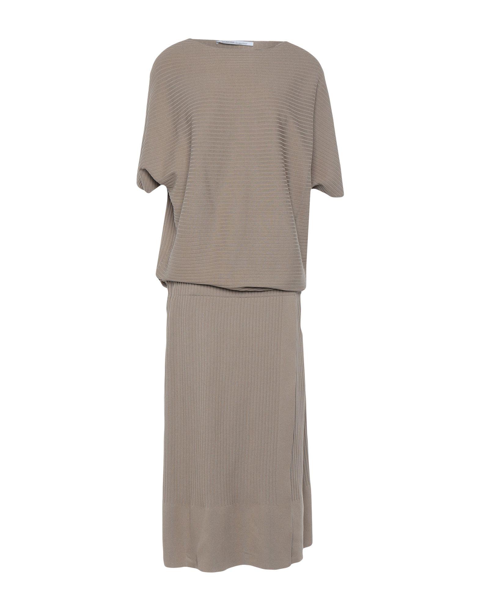 AGNONA Длинное платье