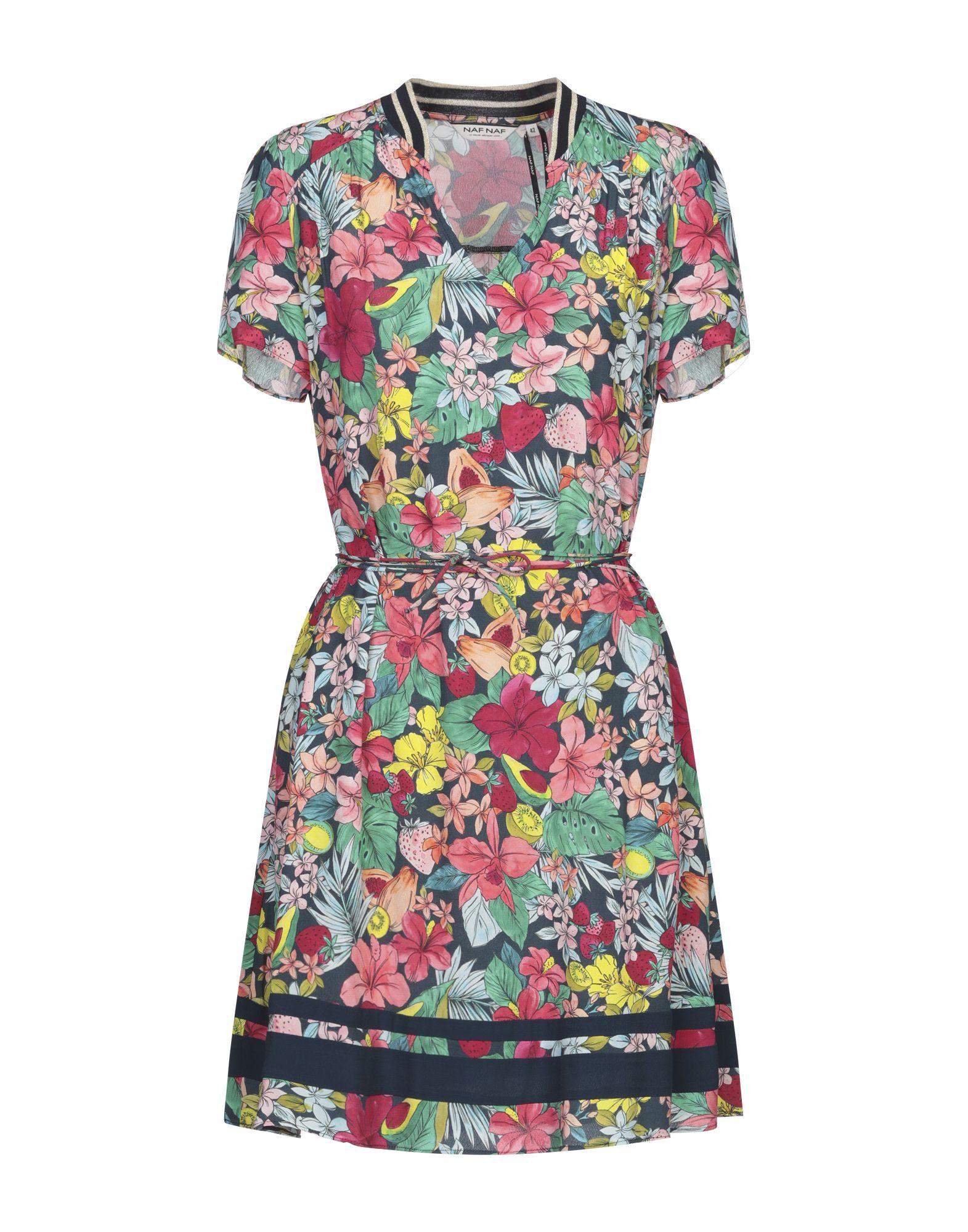 Фото - NAF NAF Короткое платье naf naf na018ewuuo88