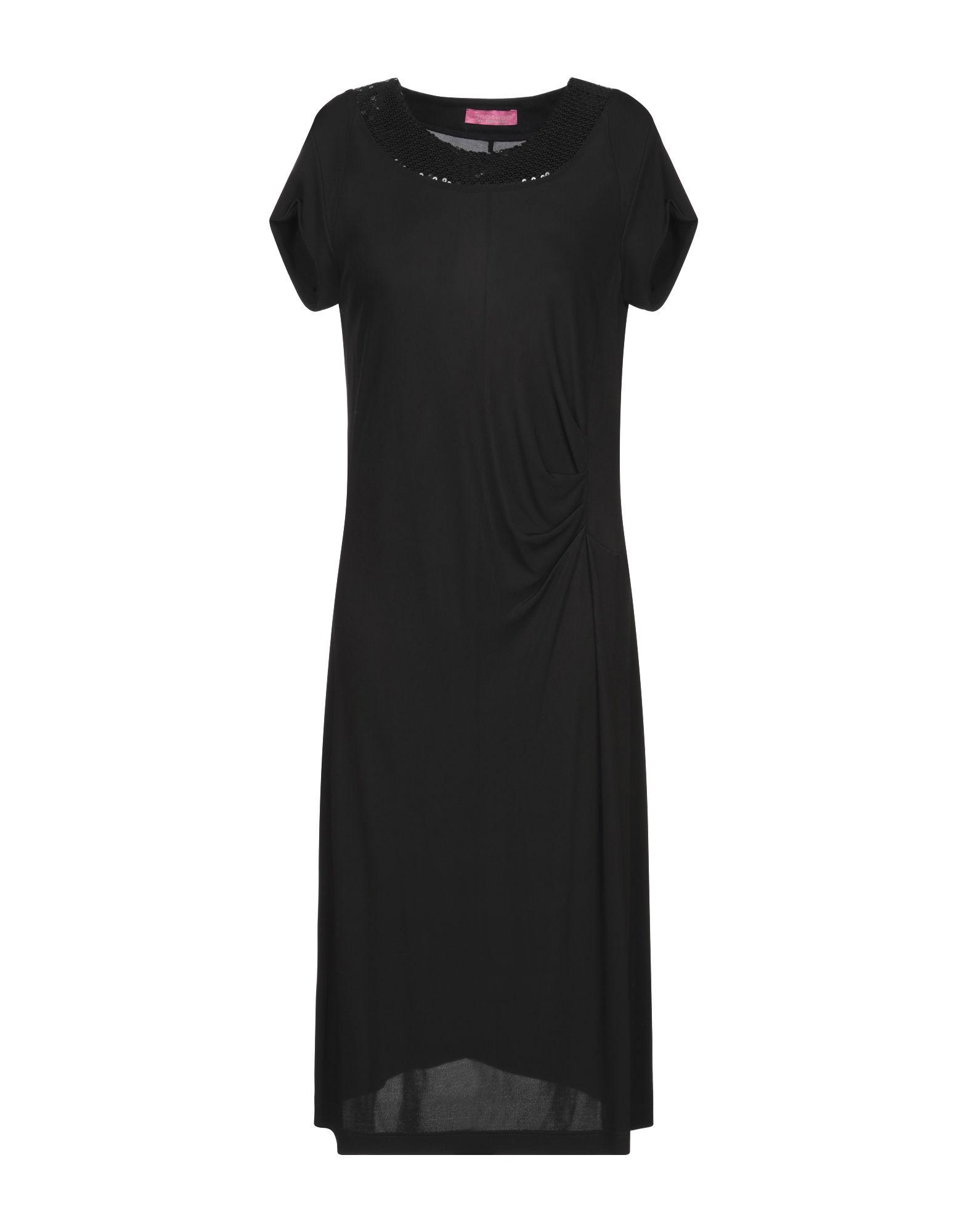 ANATHEA by PARAKIAN Платье длиной 3/4 лонгслив didier parakian