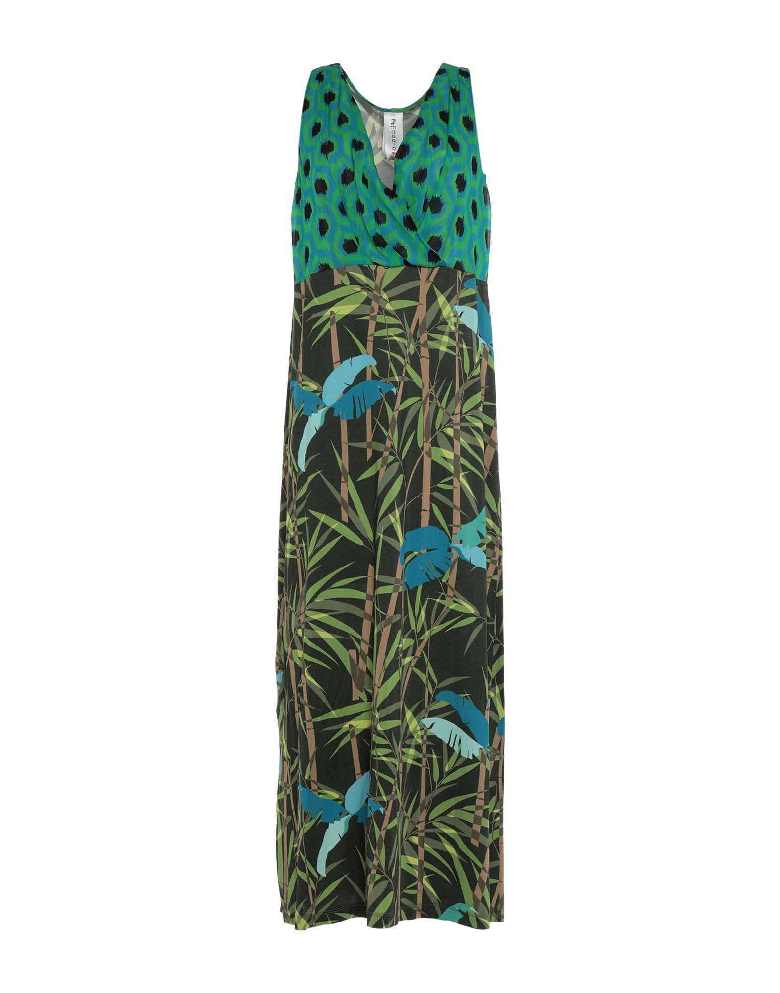 22 MAGGIO by MARIA GRAZIA SEVERI Длинное платье свободное платье с гипюром 22 maggio