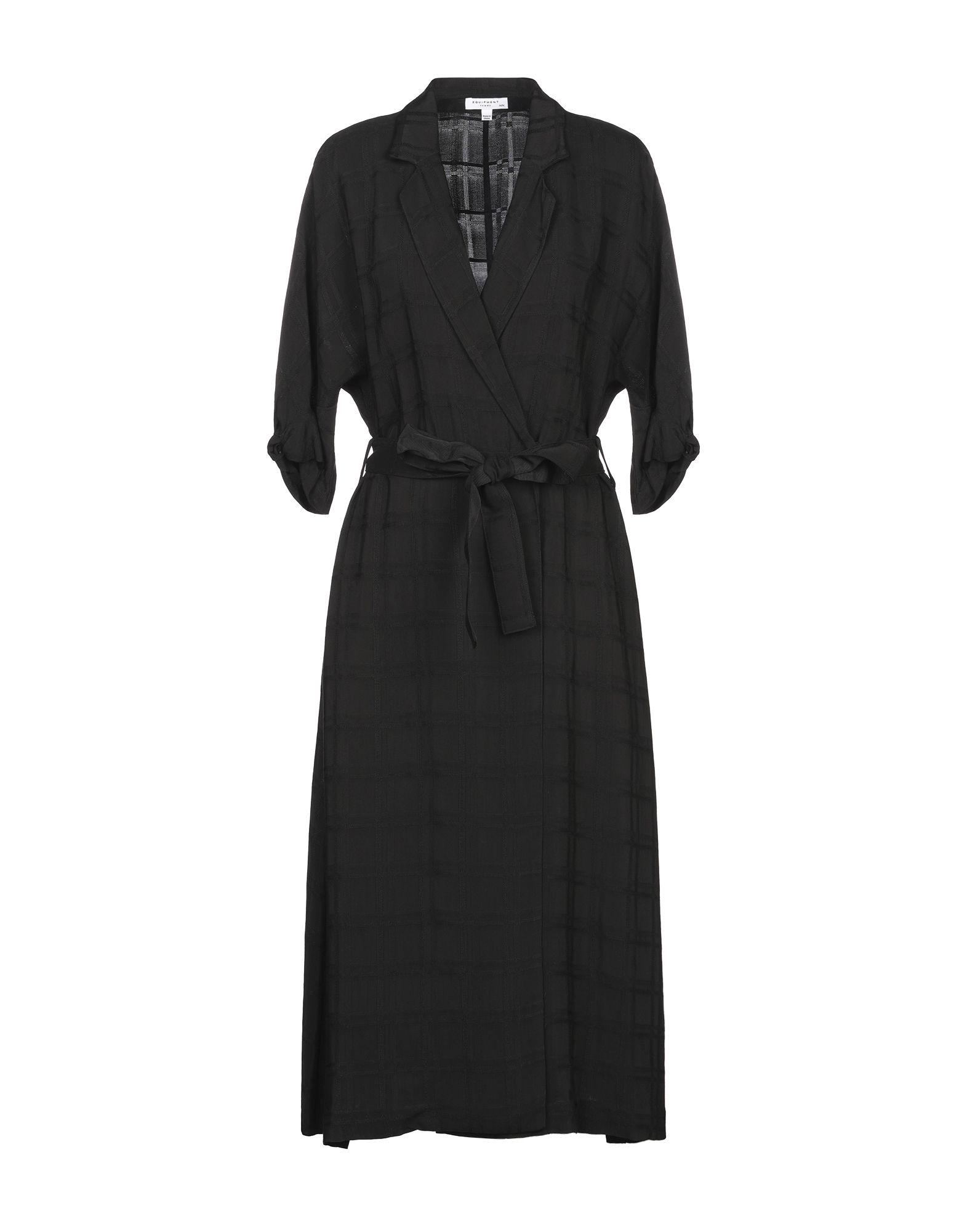 EQUIPMENT Платье длиной 3/4