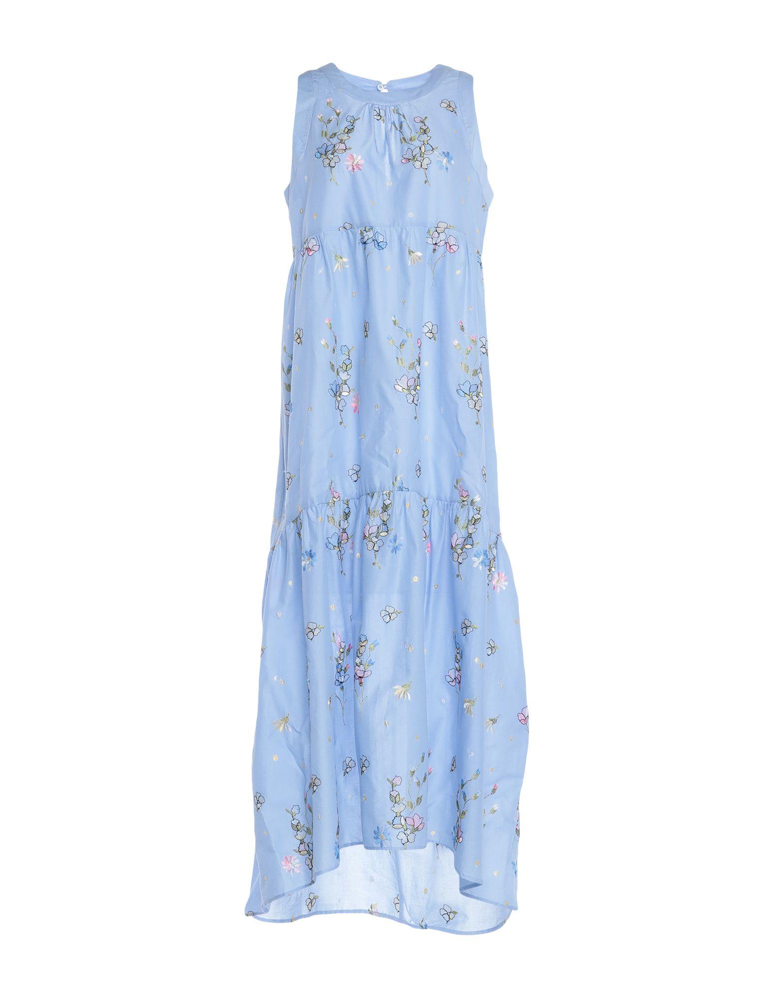BLUGIRL BLUMARINE Платье длиной 3/4
