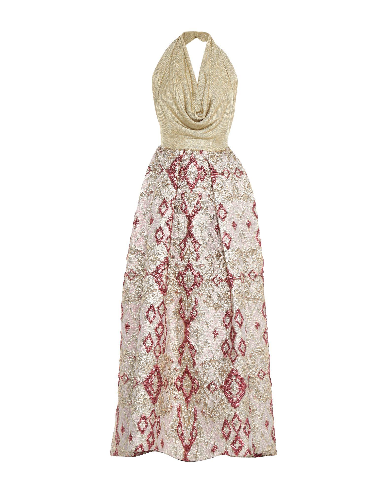 ATELIER NICOLA D'ERRICO Длинное платье