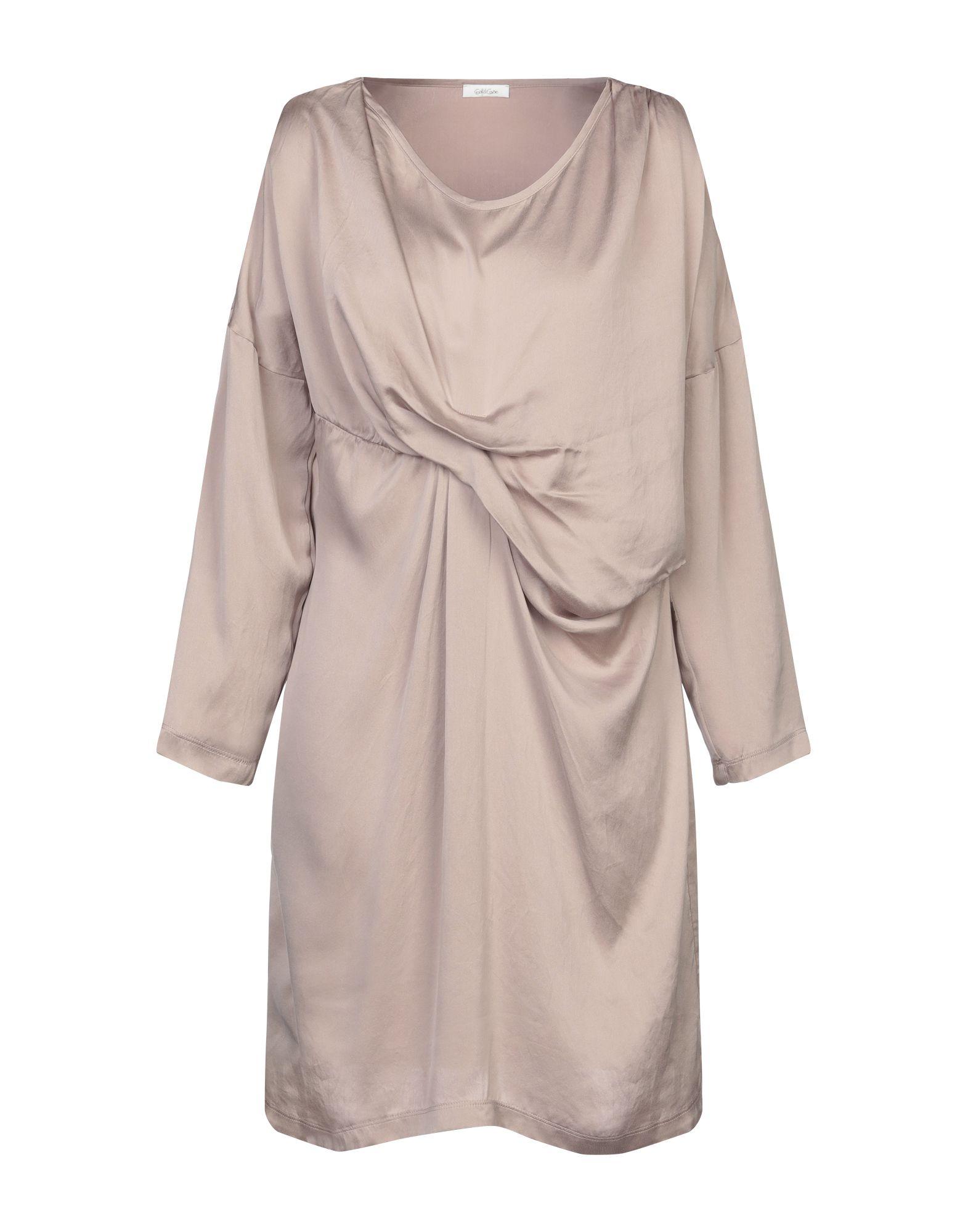 GOLD CASE Короткое платье