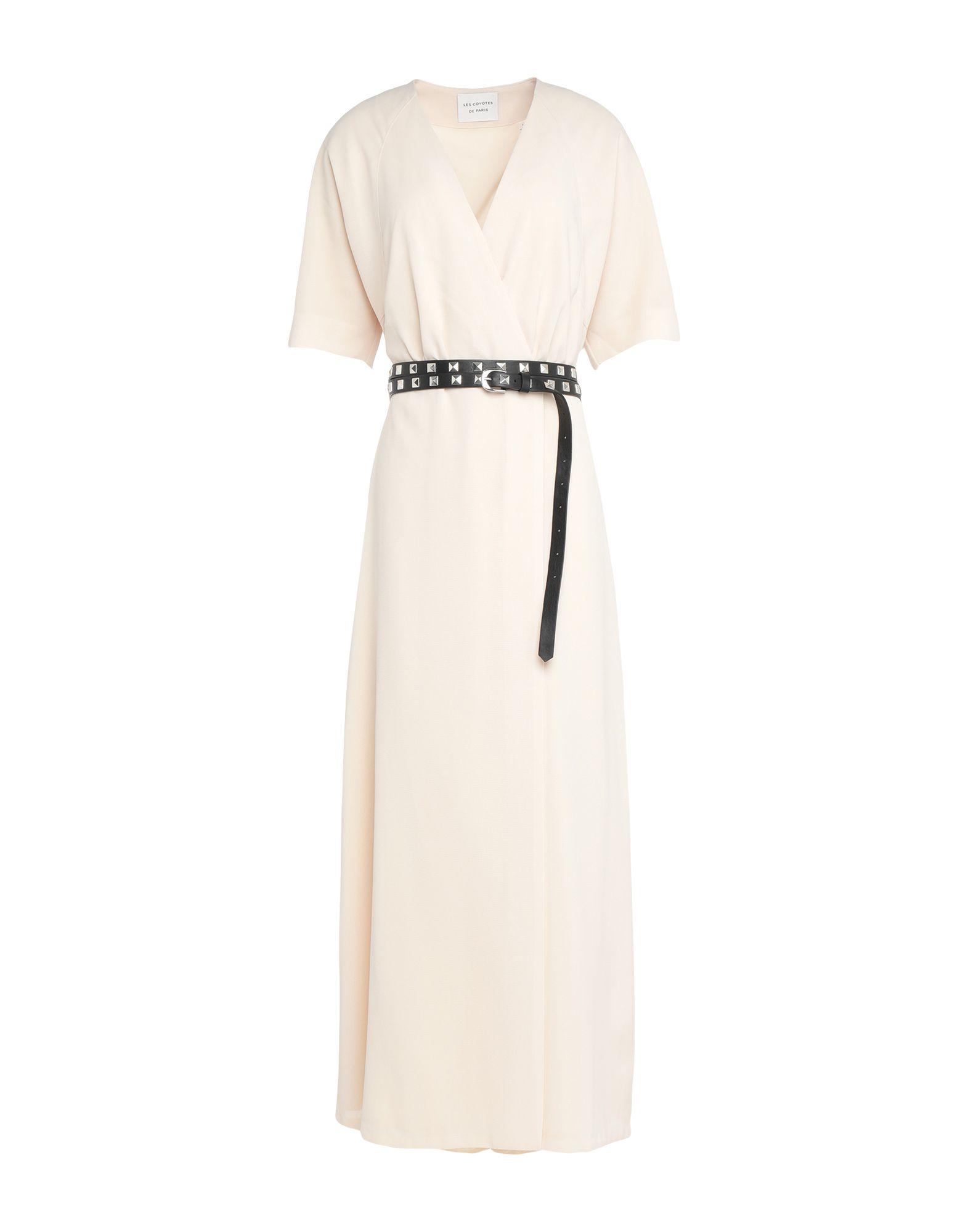 LES COYOTES DE PARIS Длинное платье