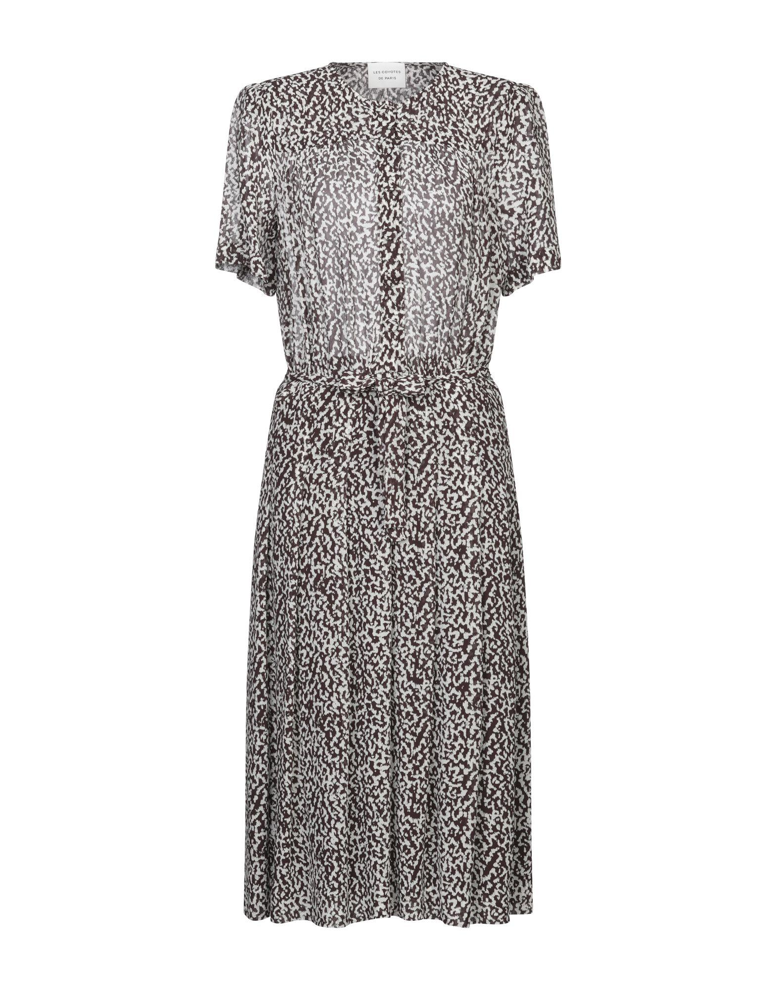 LES COYOTES DE PARIS Платье длиной 3/4