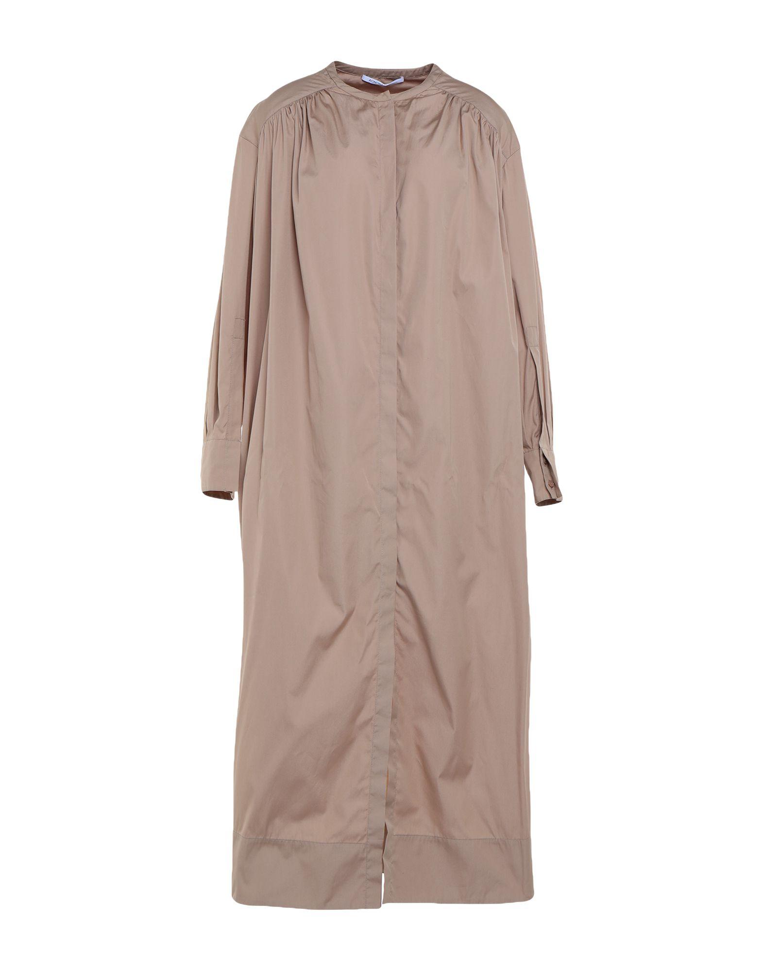 AGNONA Длинное платье цена 2017