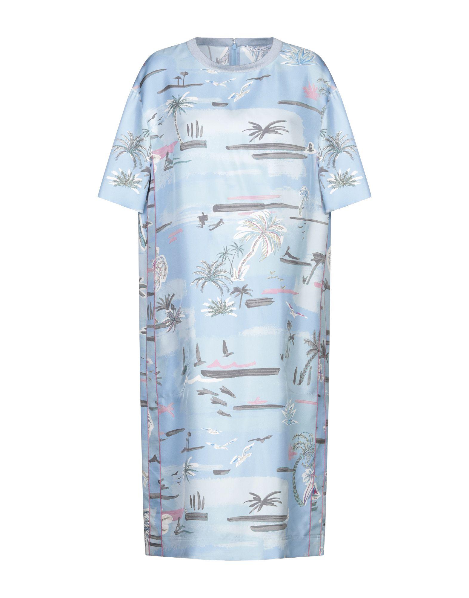 AGNONA Платье до колена цена 2017