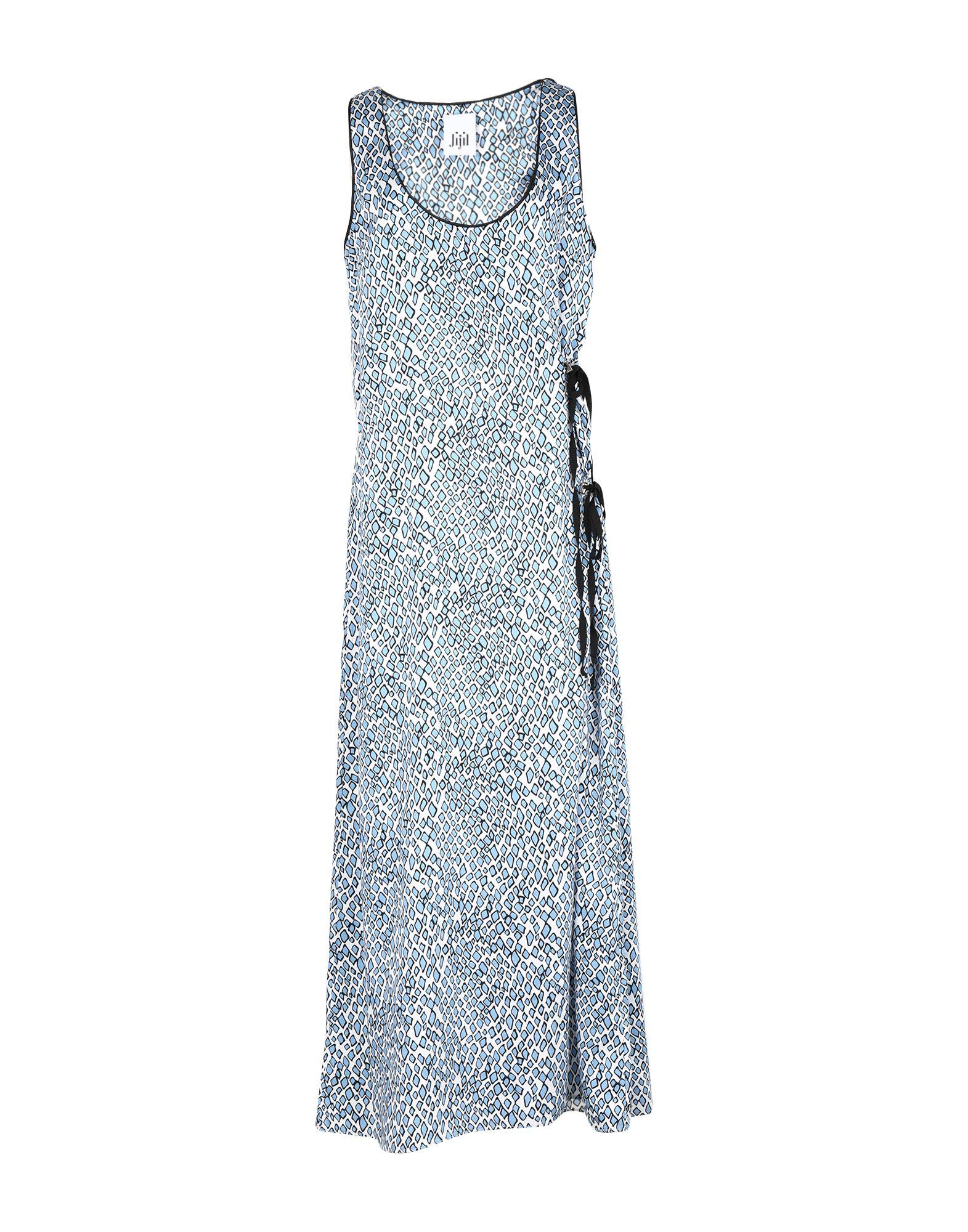 JIJIL Длинное платье