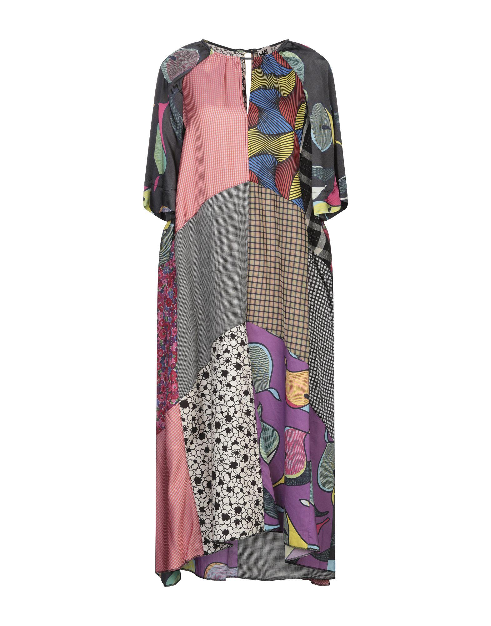 HACHE Платье длиной 3/4 hache платье длиной 3 4